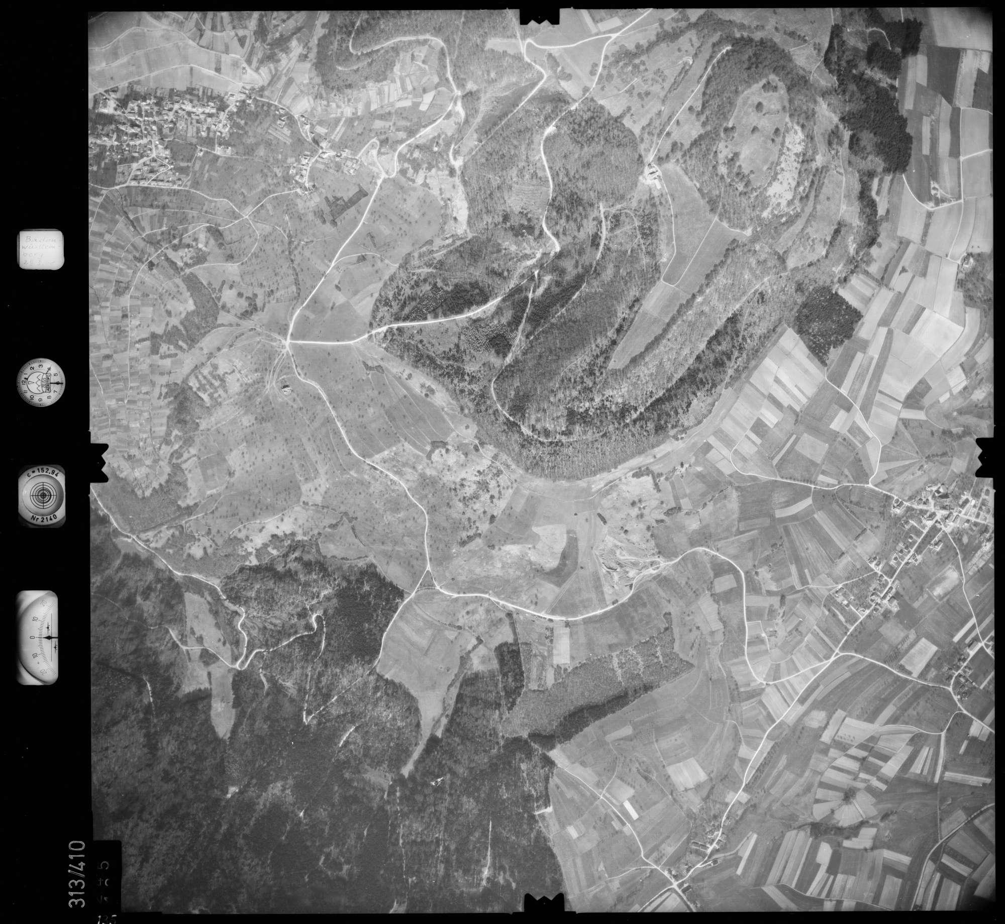 Luftbild: Film 54 Bildnr. 135, Bild 1