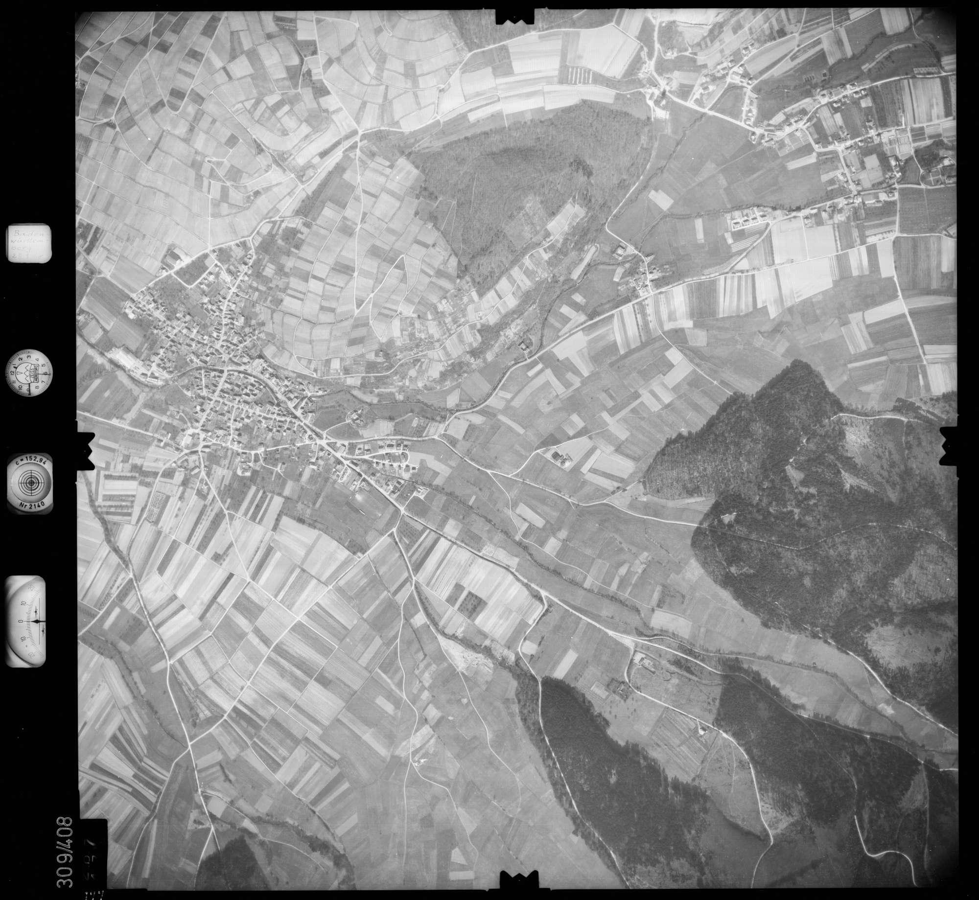 Luftbild: Film 54 Bildnr. 177, Bild 1