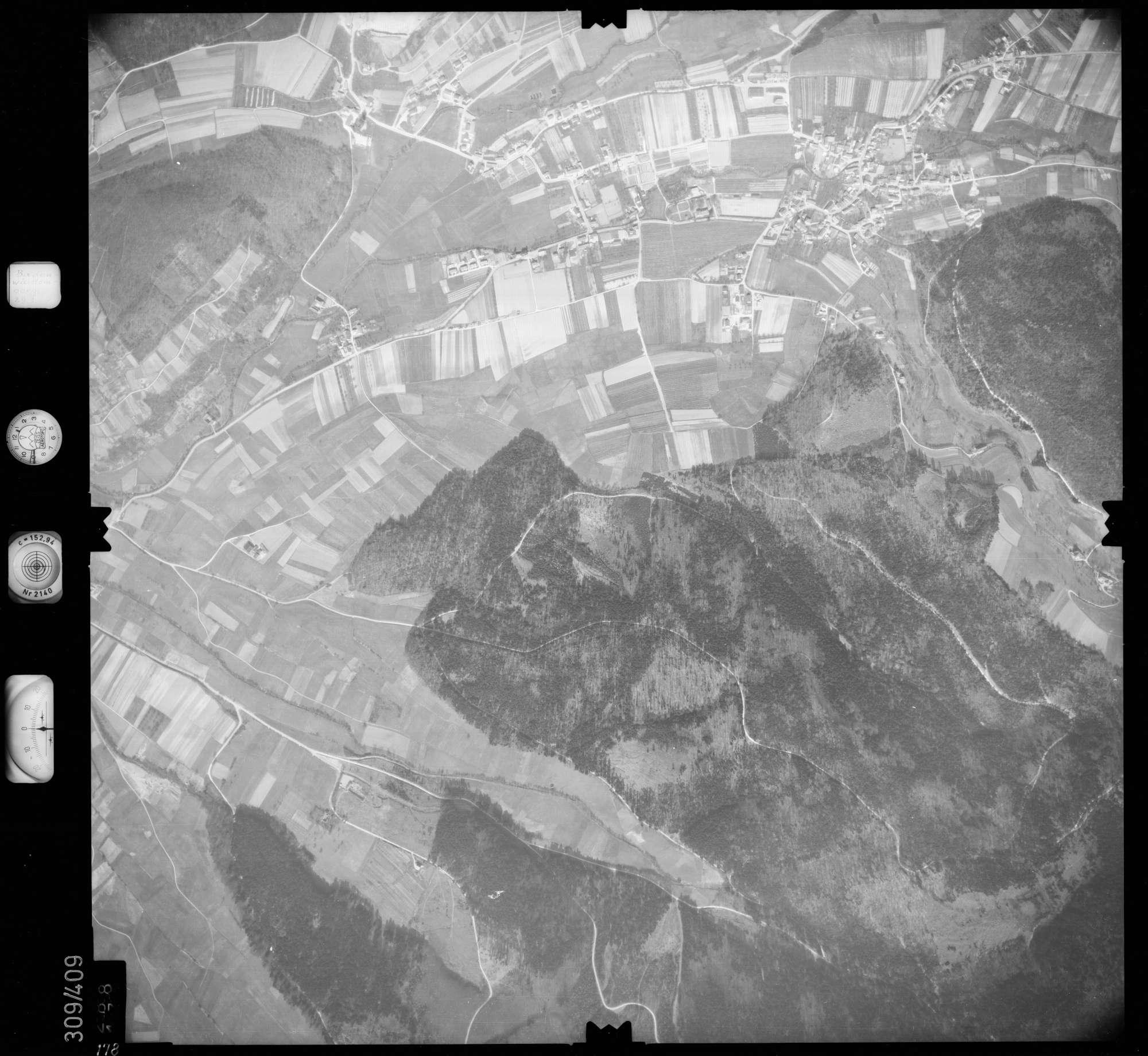 Luftbild: Film 54 Bildnr. 178, Bild 1