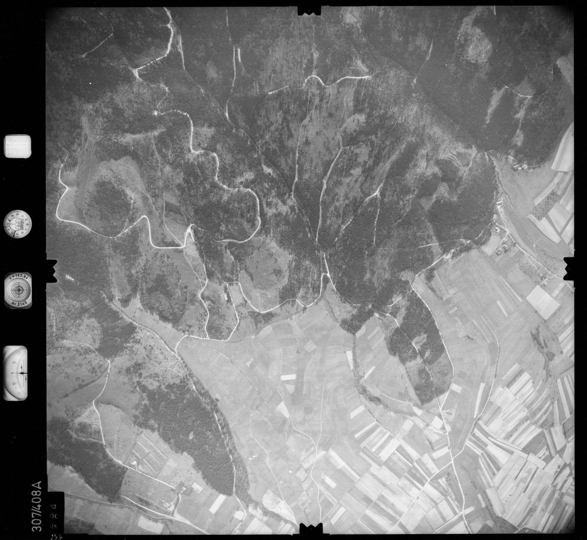 Luftbild: Film 54 Bildnr. 184, Bild 1