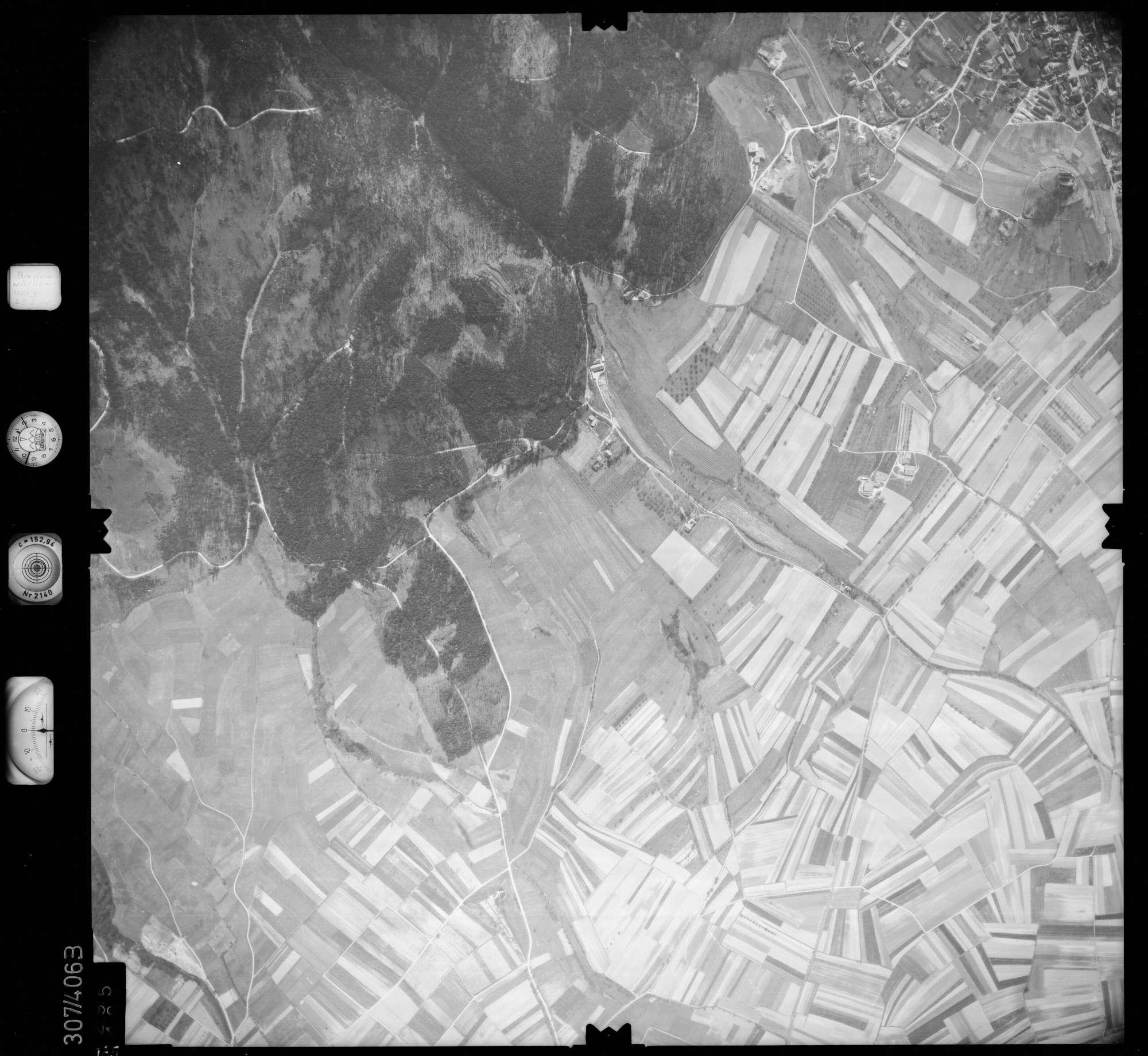 Luftbild: Film 54 Bildnr. 185, Bild 1