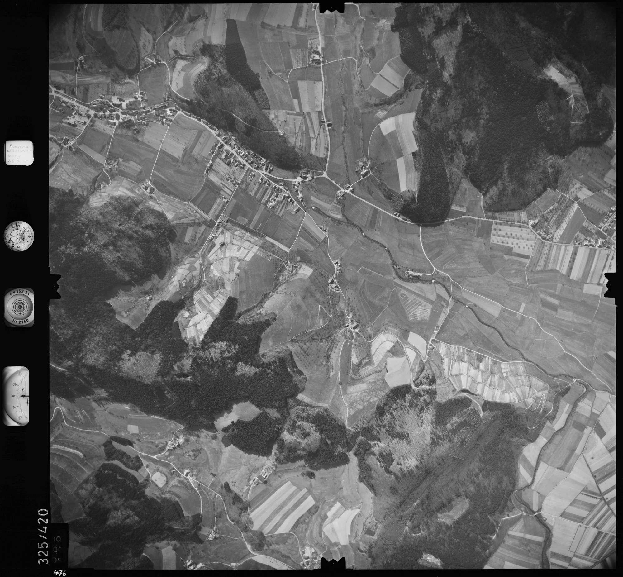 Luftbild: Film 47 Bildnr. 476, Bild 1