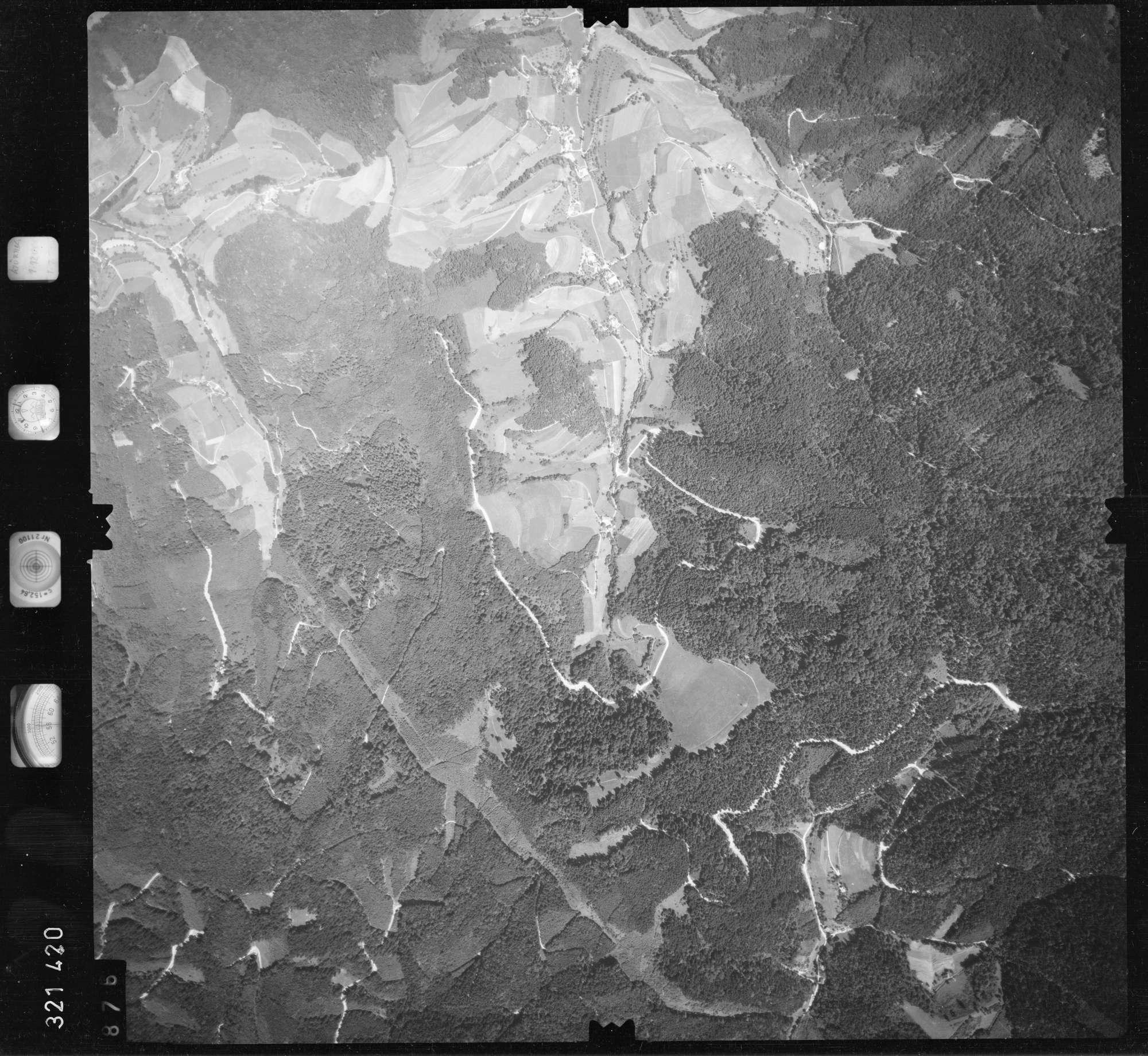 Luftbild: Film 55 Bildnr. 876, Bild 1