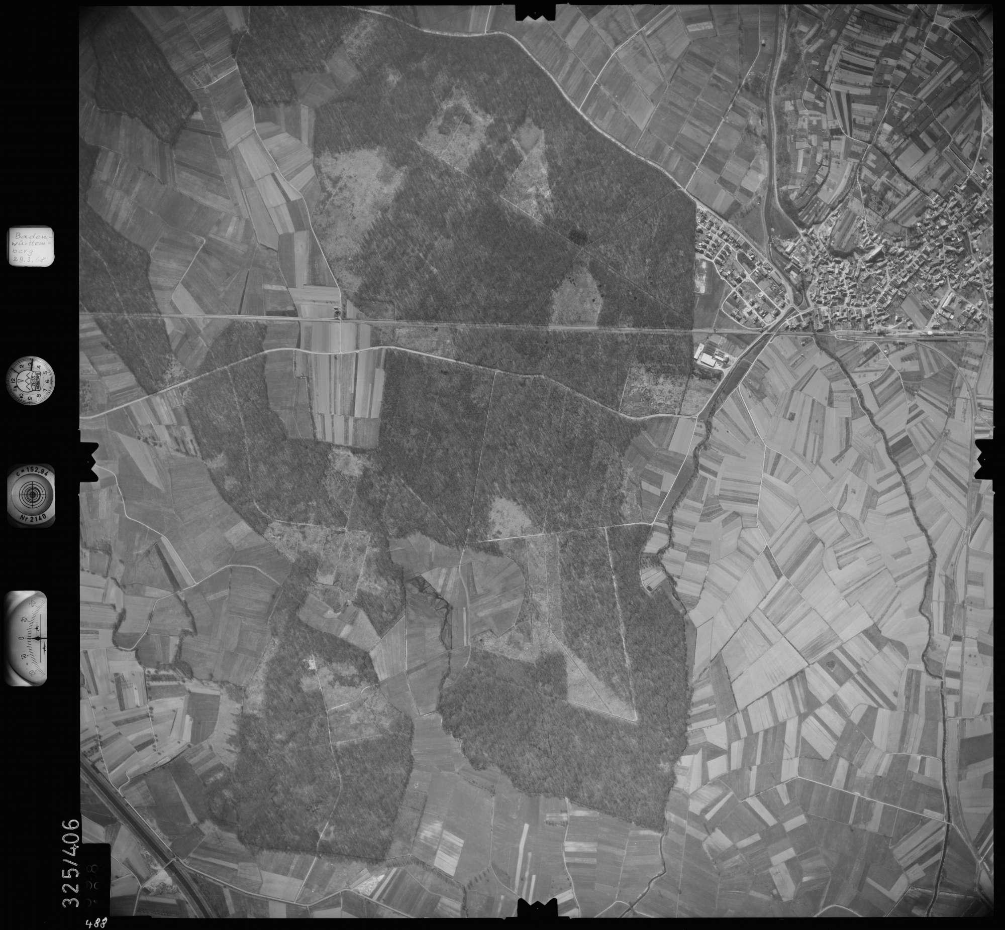 Luftbild: Film 47 Bildnr. 488, Bild 1