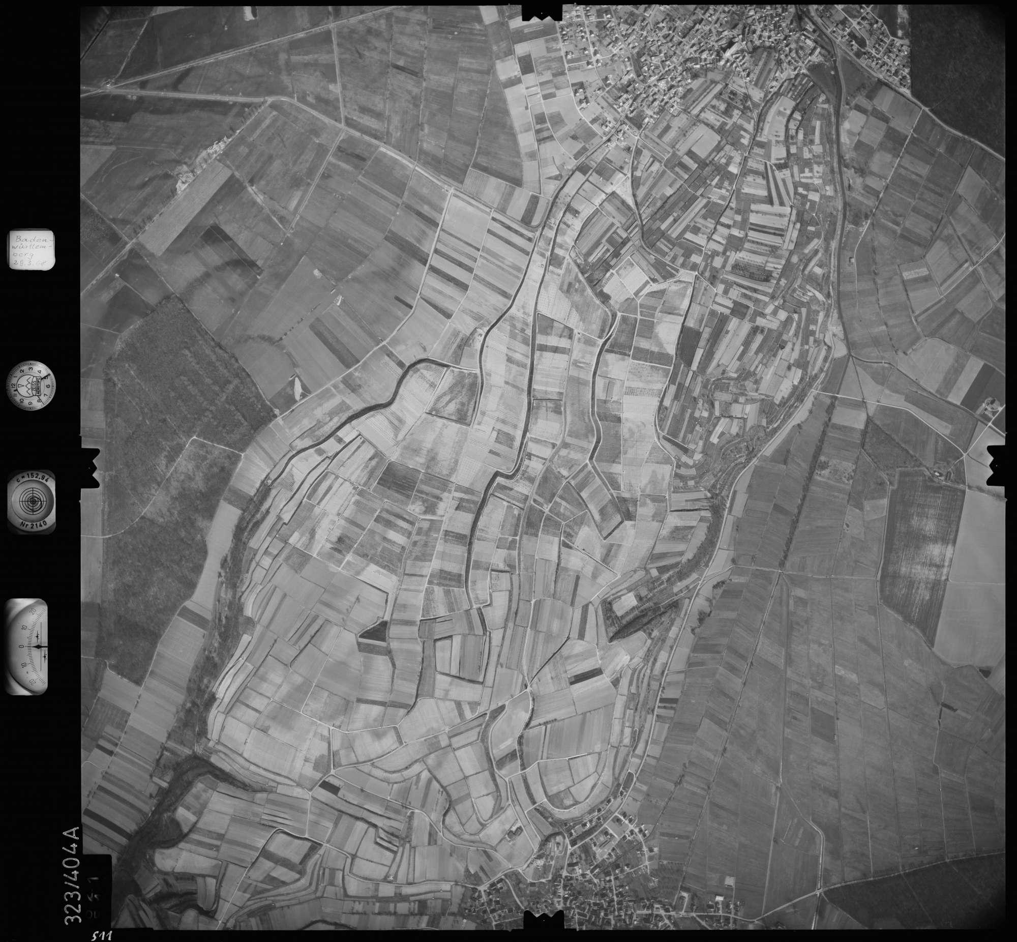 Luftbild: Film 47 Bildnr. 511, Bild 1