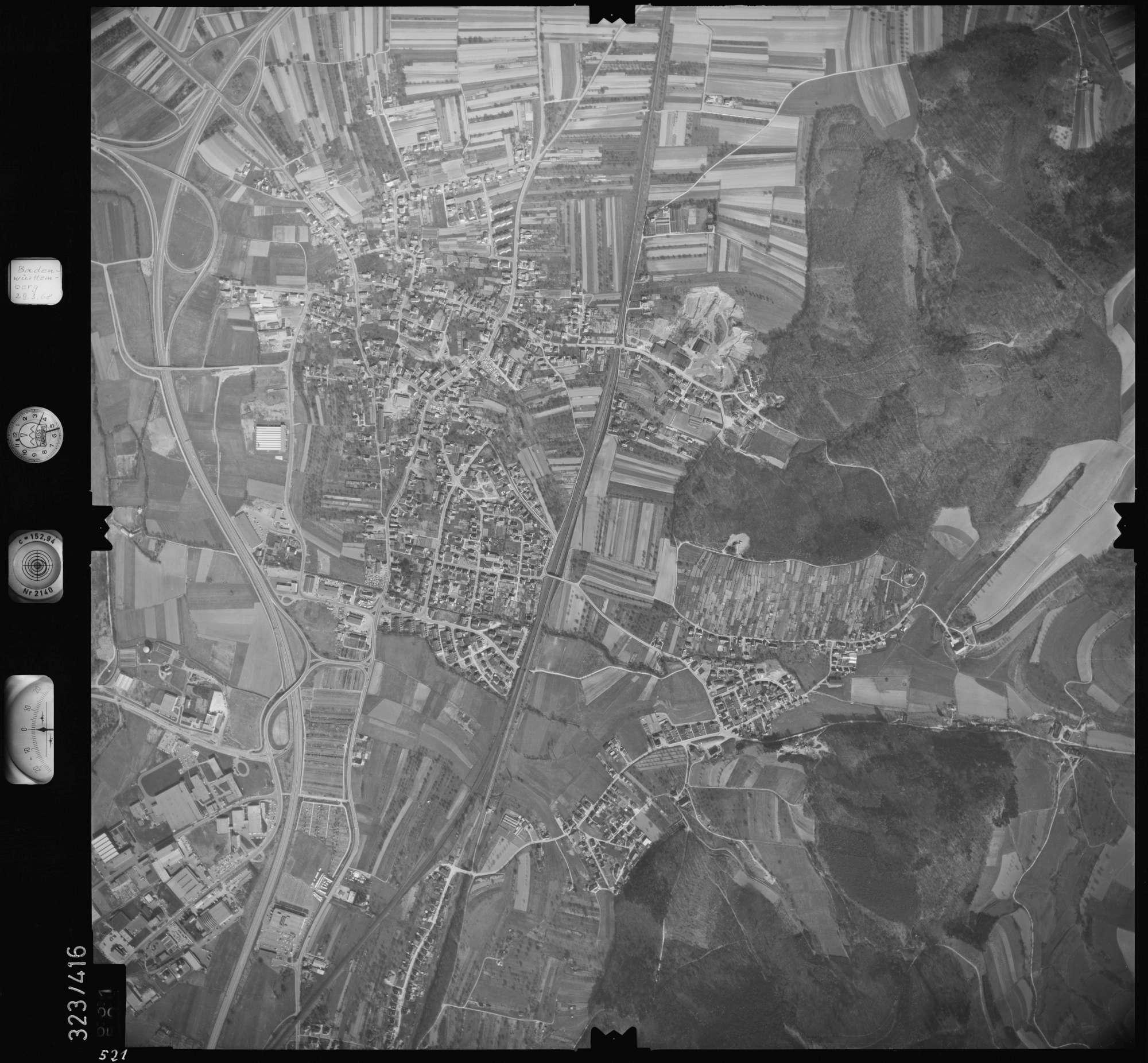 Luftbild: Film 47 Bildnr. 521, Bild 1