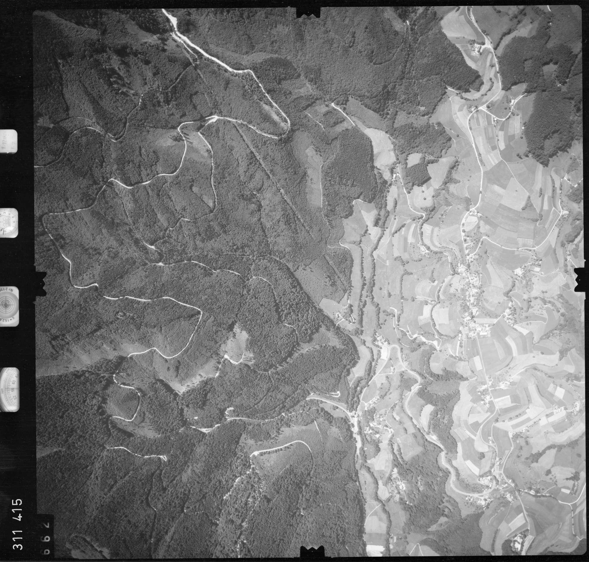 Luftbild: Film 56 Bildnr. 662, Bild 1
