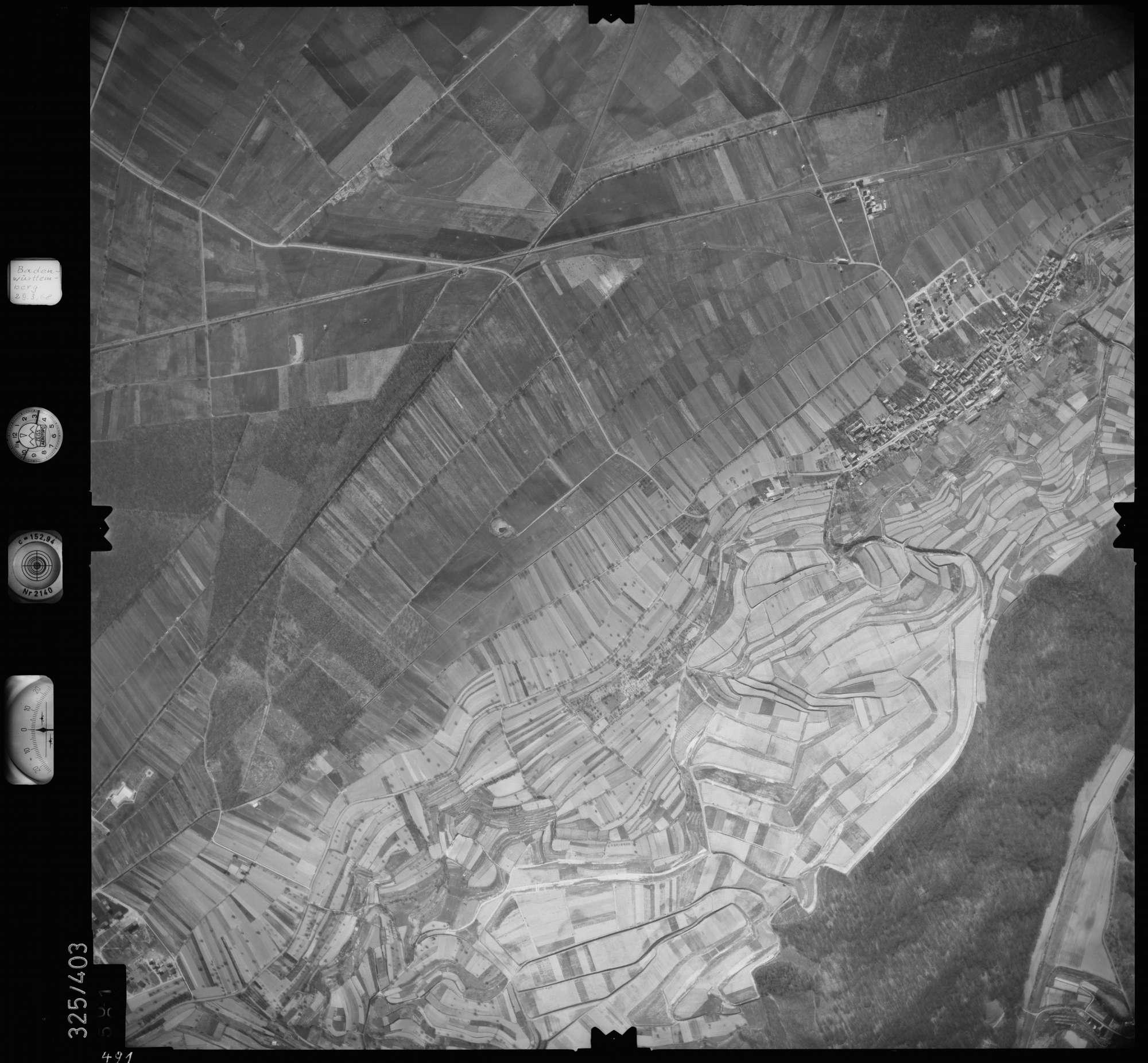 Luftbild: Film 47 Bildnr. 491, Bild 1