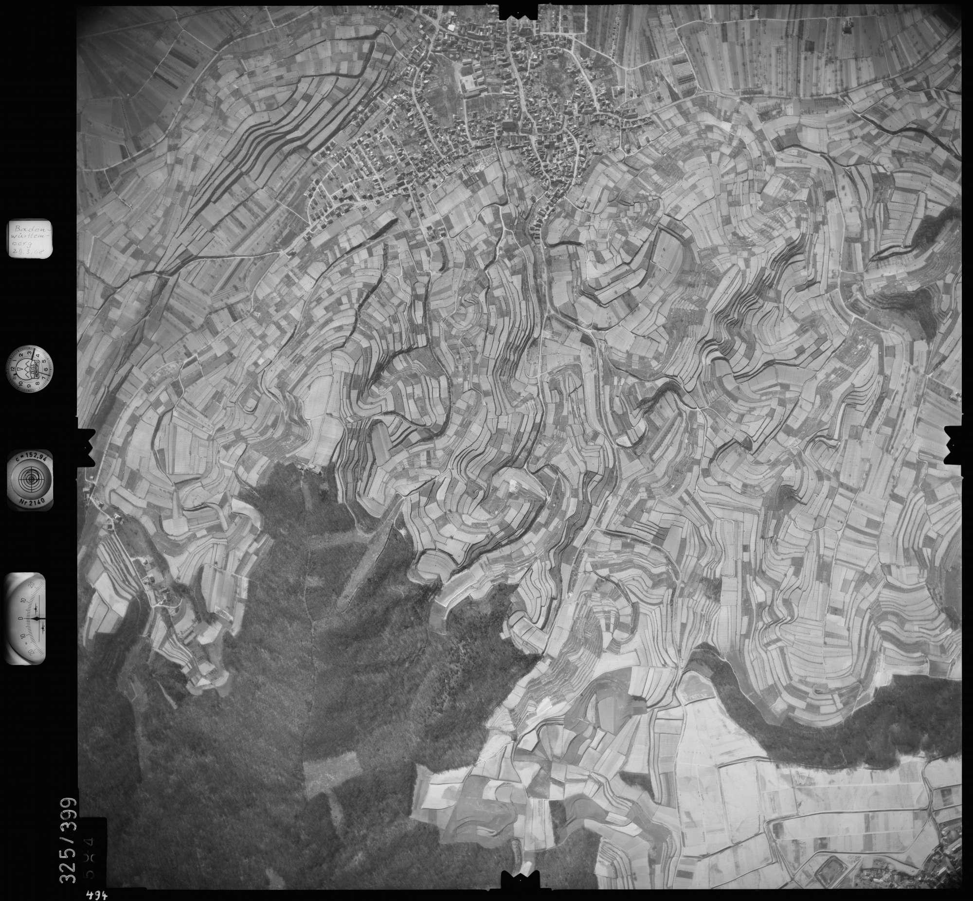 Luftbild: Film 47 Bildnr. 494, Bild 1