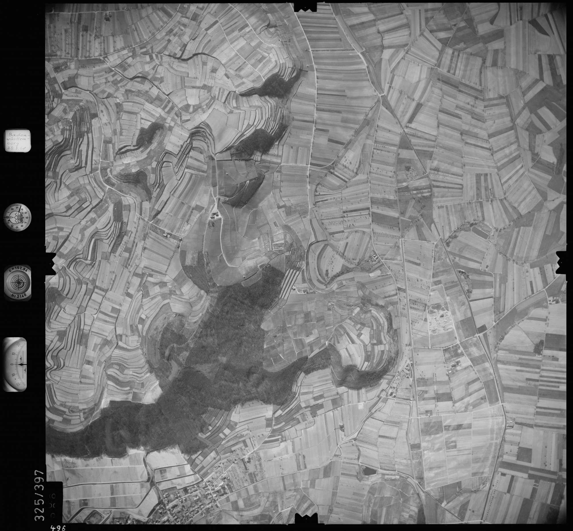Luftbild: Film 47 Bildnr. 496, Bild 1