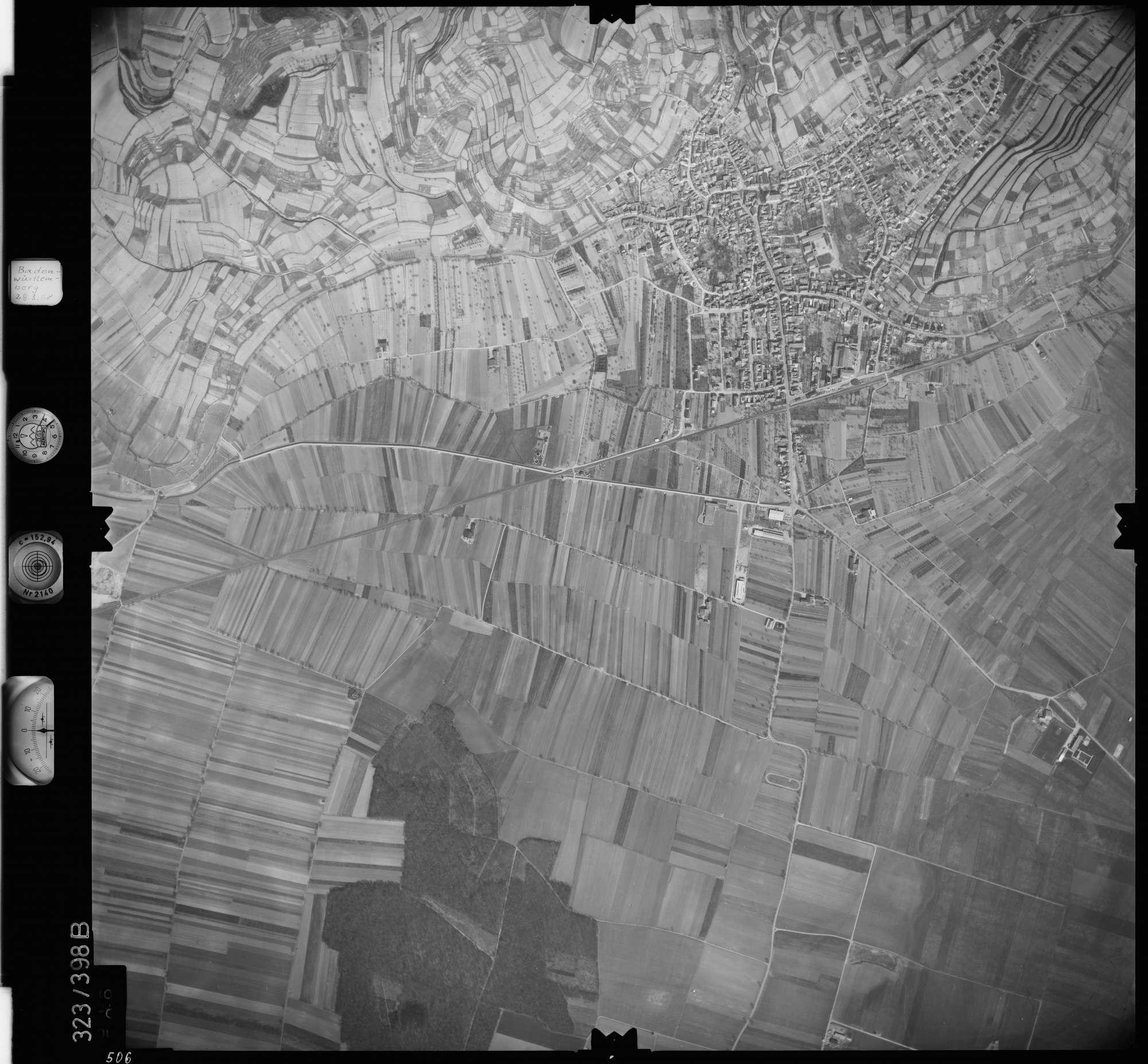 Luftbild: Film 47 Bildnr. 506, Bild 1