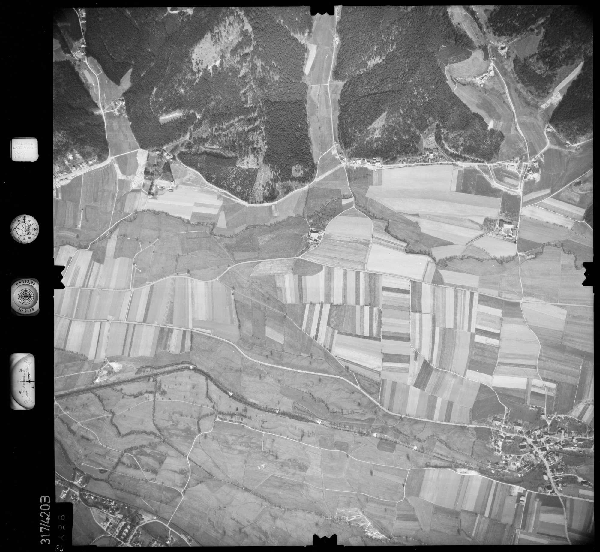 Luftbild: Film 54 Bildnr. 86, Bild 1