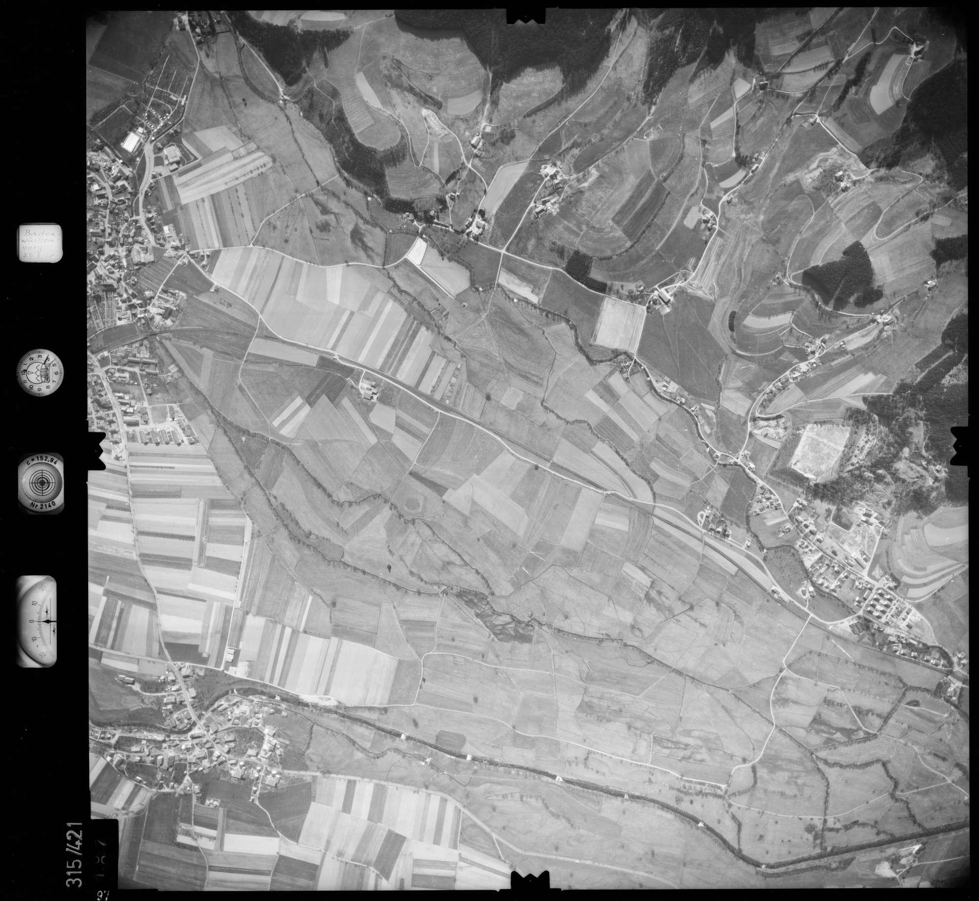 Luftbild: Film 54 Bildnr. 97, Bild 1