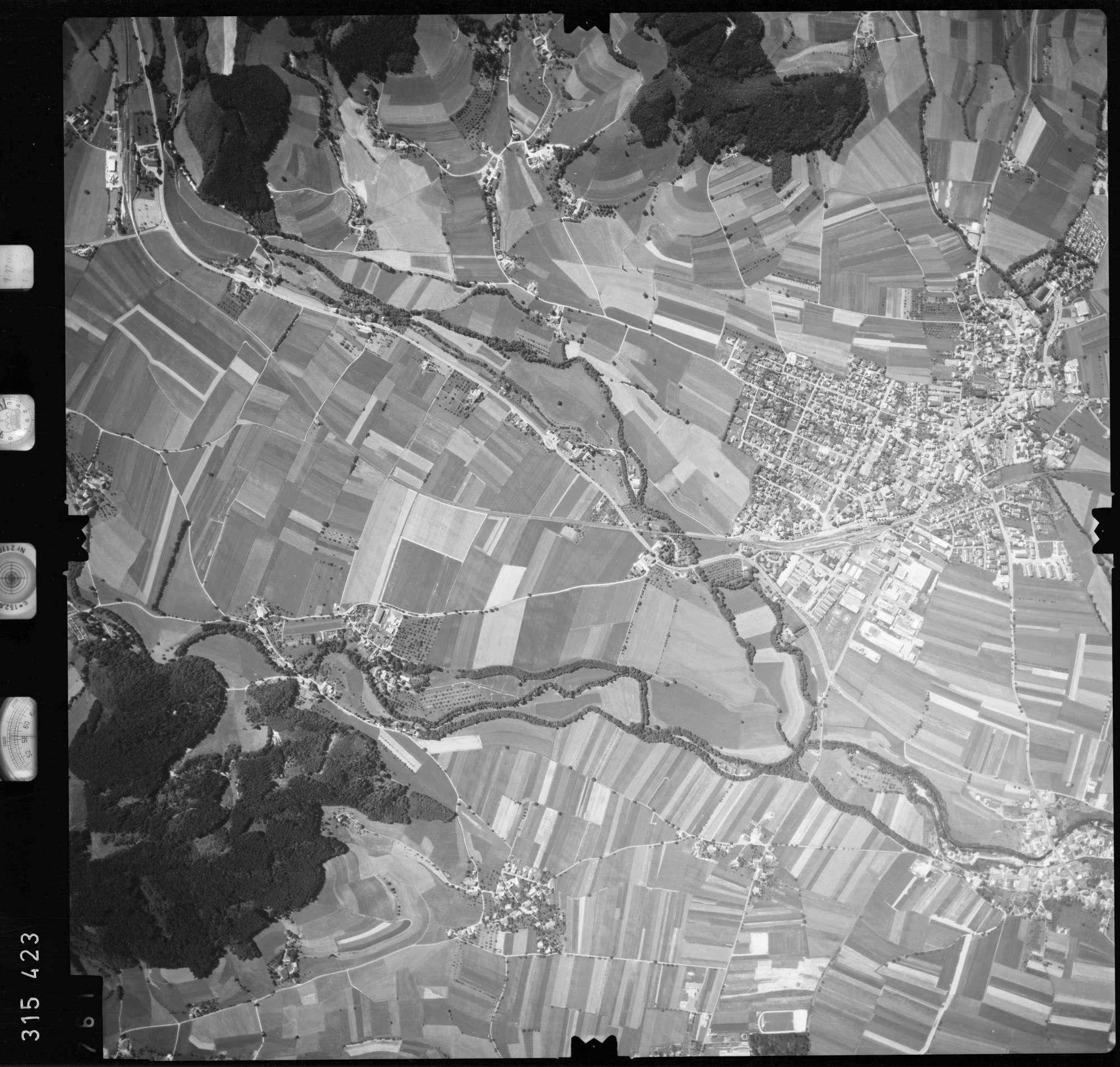 Luftbild: Film 56 Bildnr. 761, Bild 1