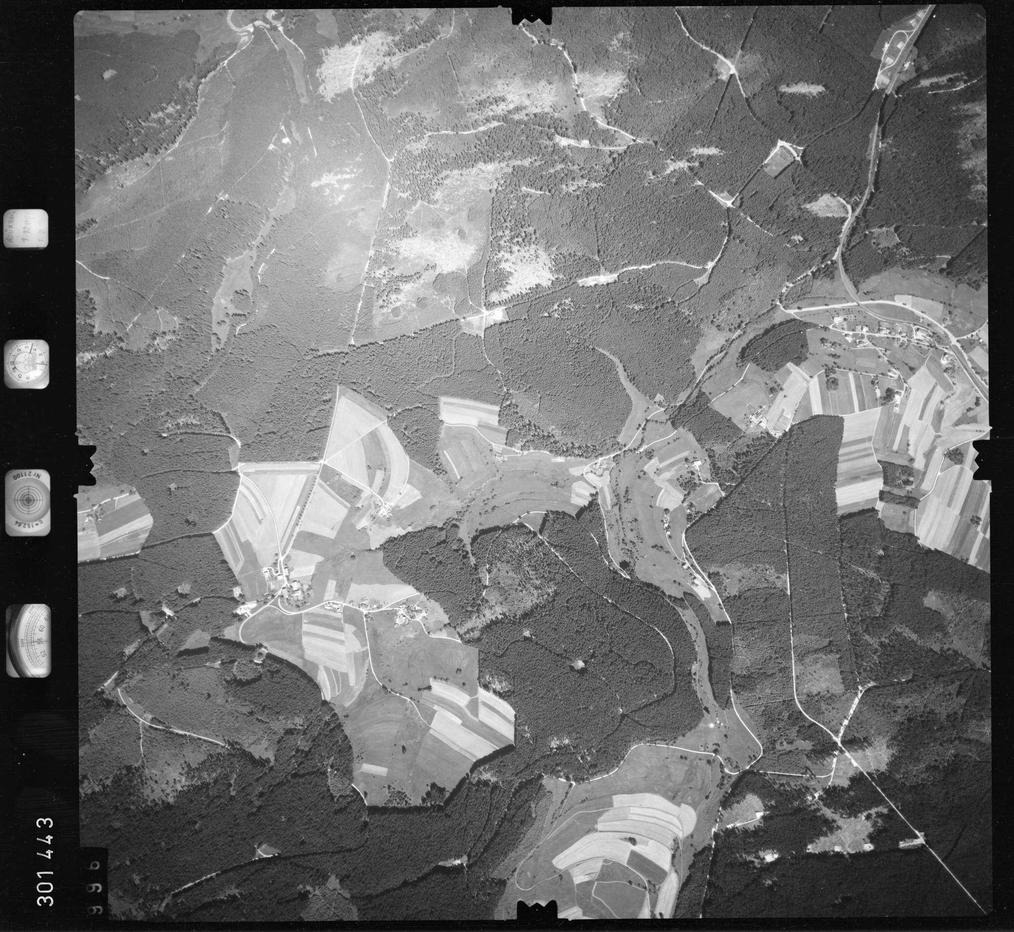 Luftbild: Film 55 Bildnr. 996, Bild 1