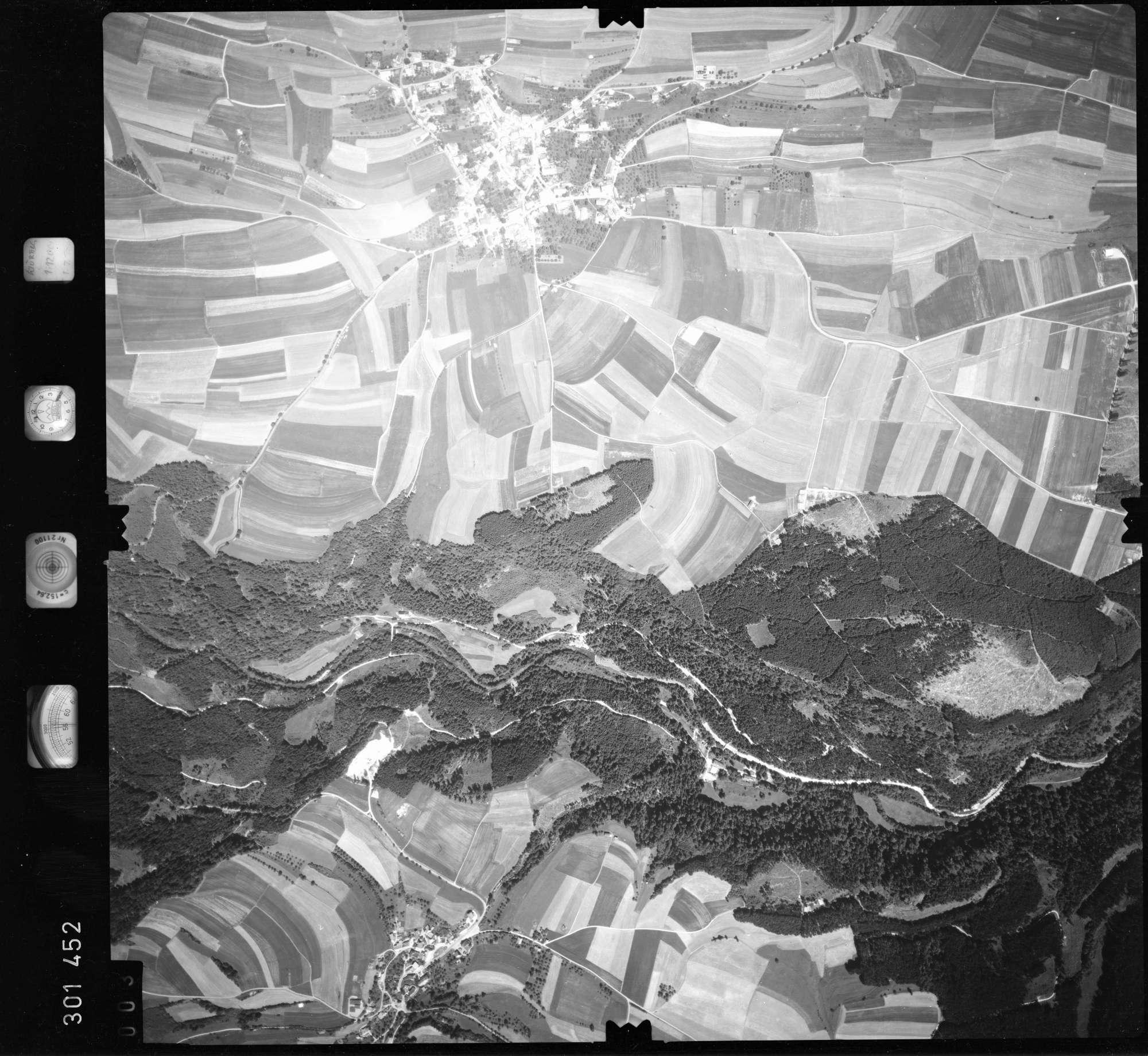 Luftbild: Film 55 Bildnr. 3, Bild 1