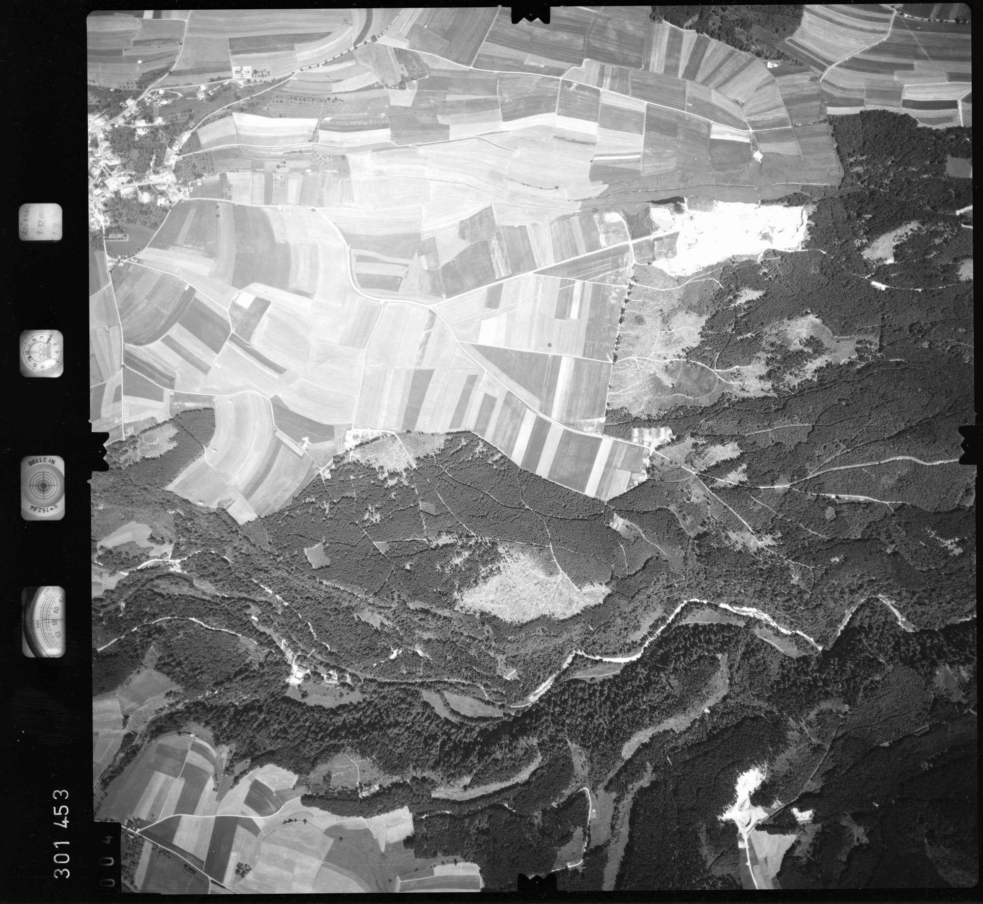 Luftbild: Film 55 Bildnr. 4, Bild 1