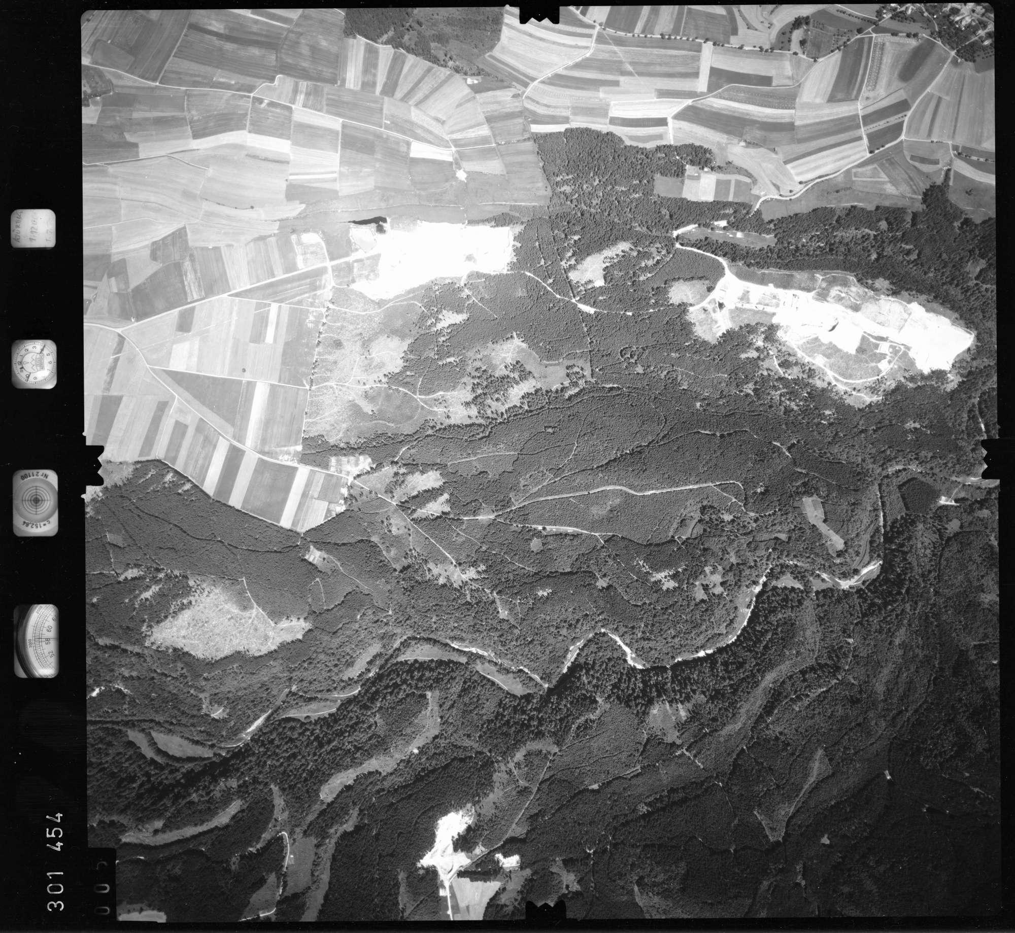 Luftbild: Film 55 Bildnr. 5, Bild 1