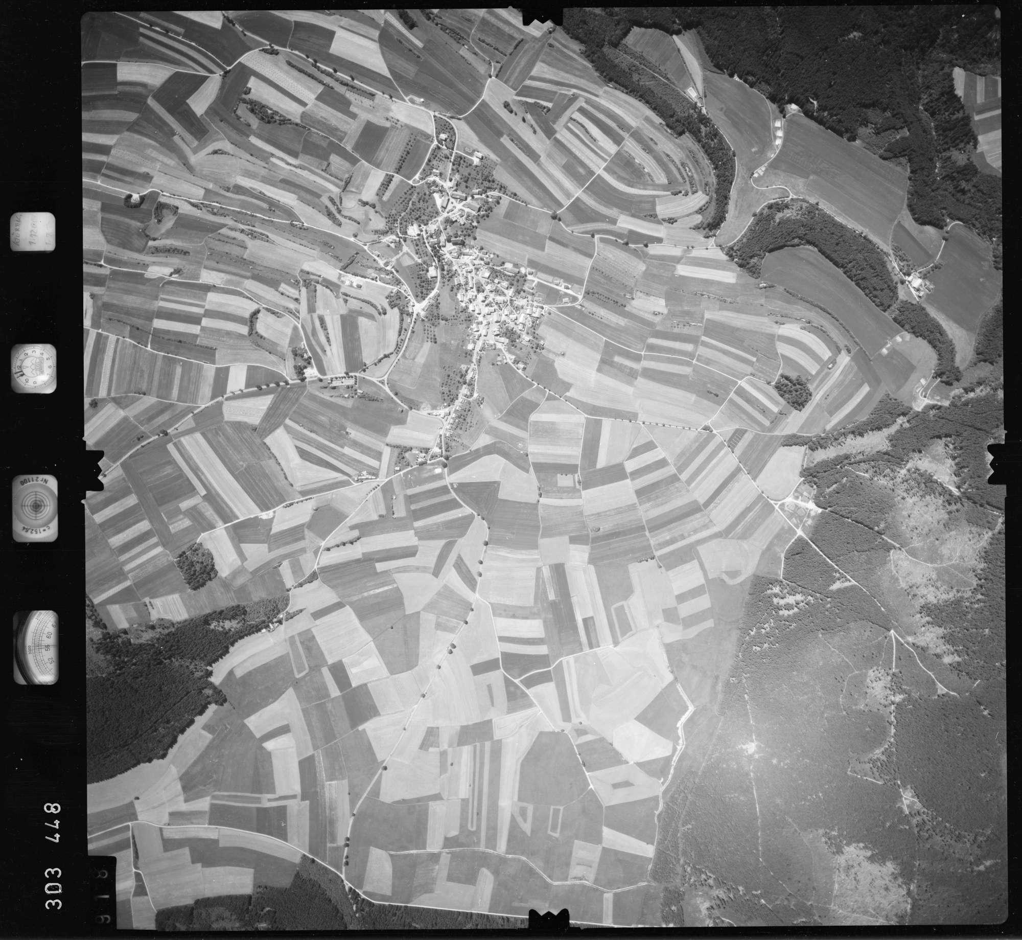 Luftbild: Film 55 Bildnr. 918, Bild 1