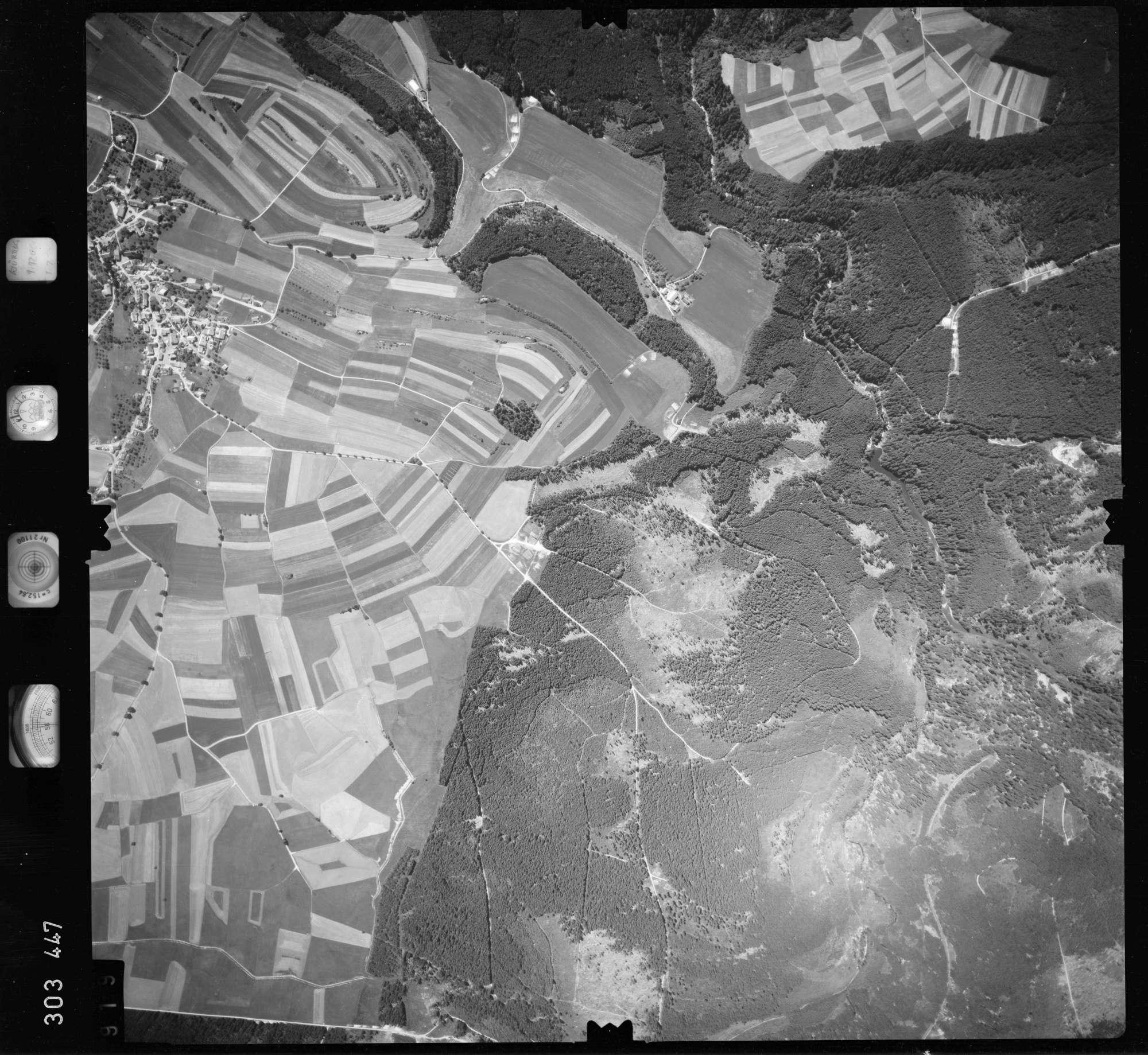 Luftbild: Film 55 Bildnr. 919, Bild 1