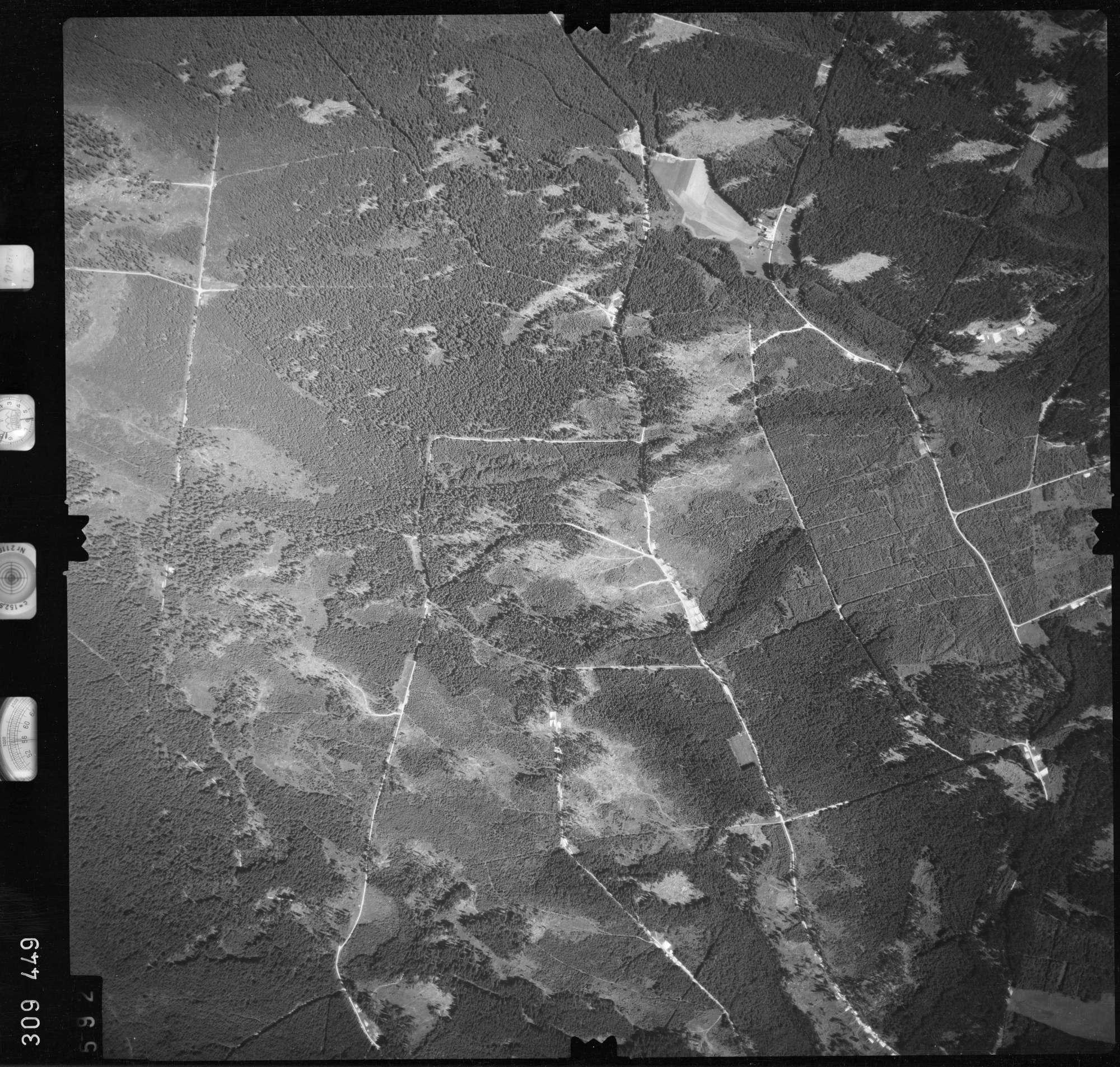 Luftbild: Film 56 Bildnr. 592, Bild 1