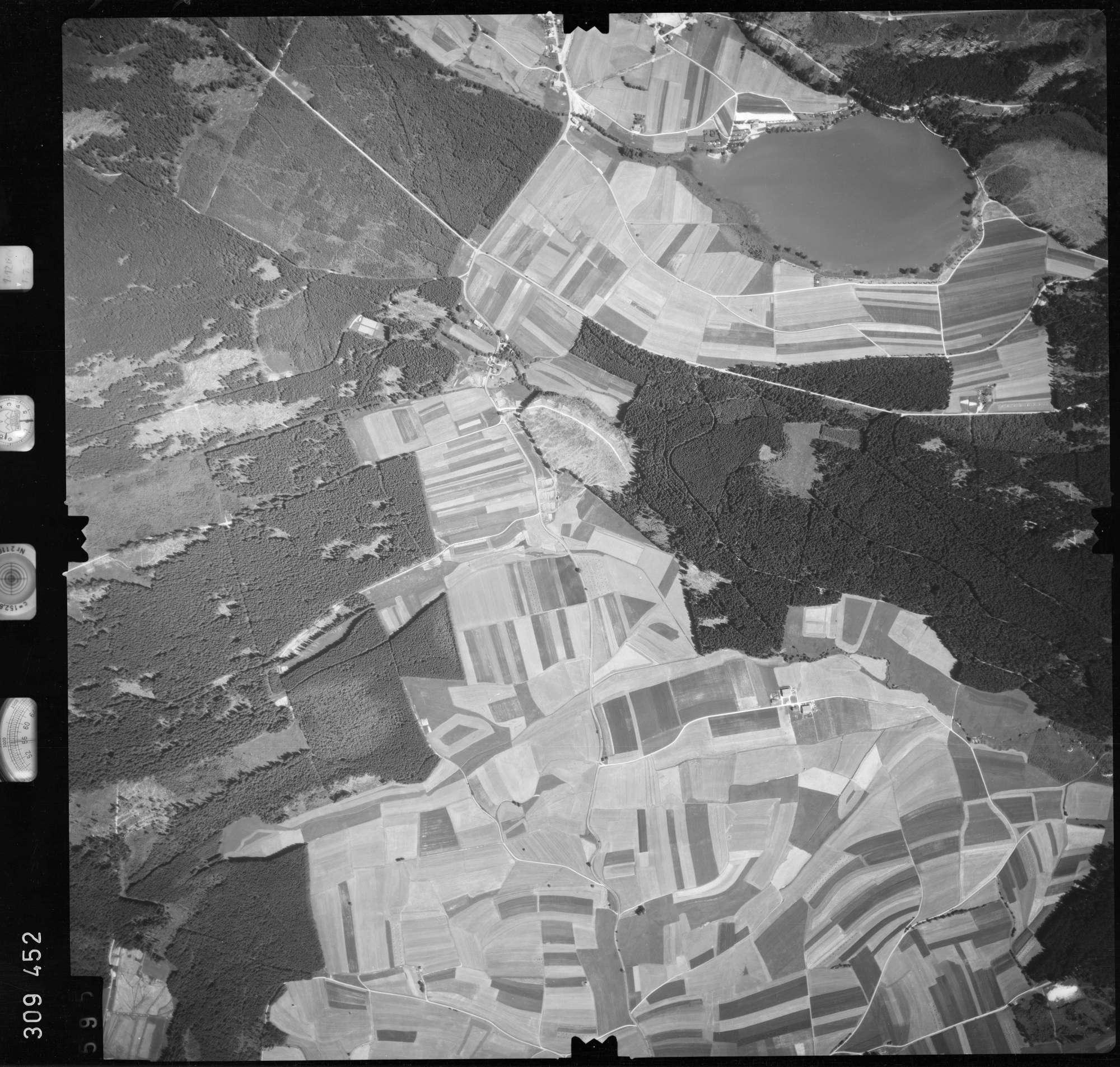 Luftbild: Film 56 Bildnr. 595, Bild 1