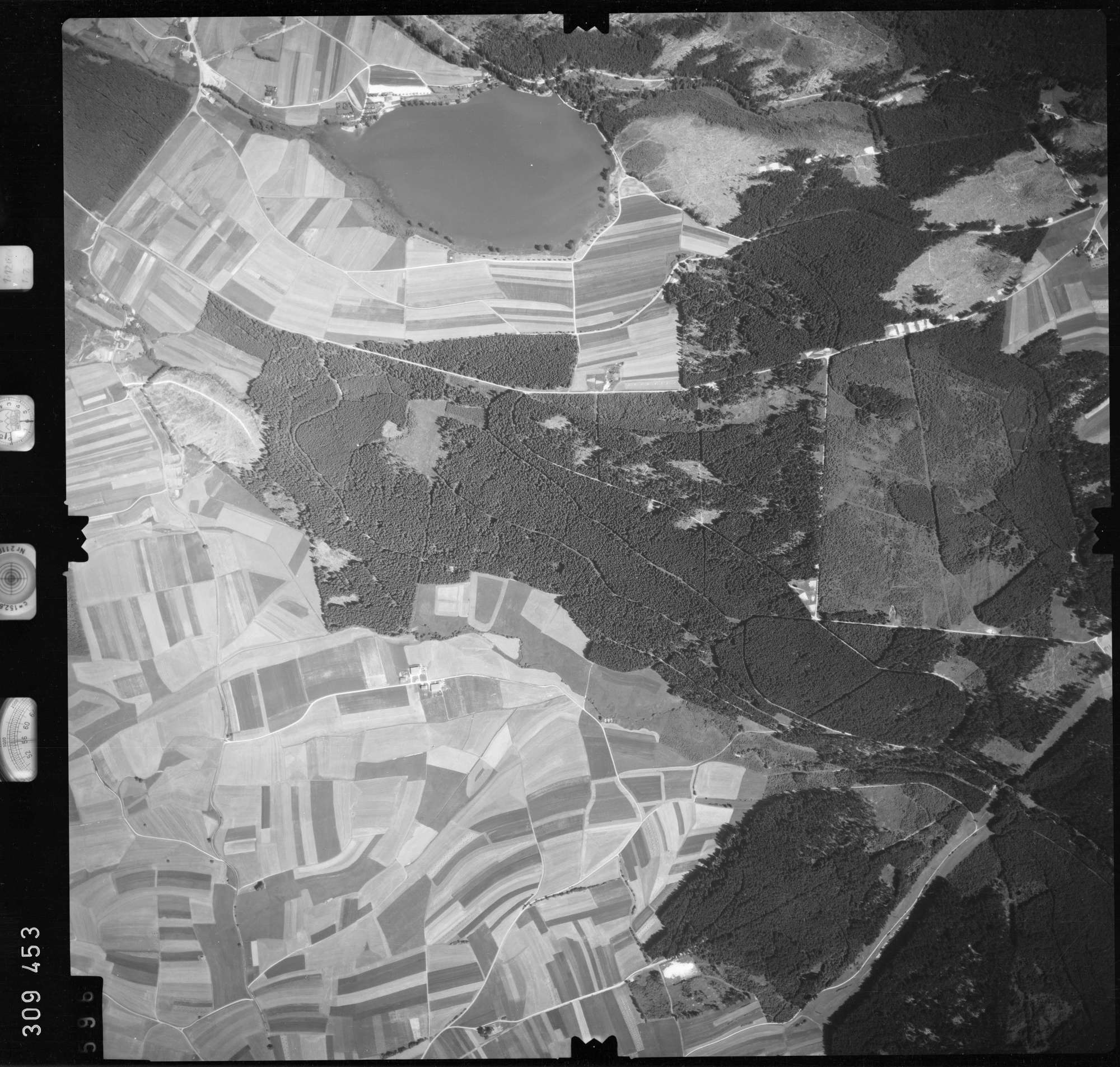 Luftbild: Film 56 Bildnr. 596, Bild 1