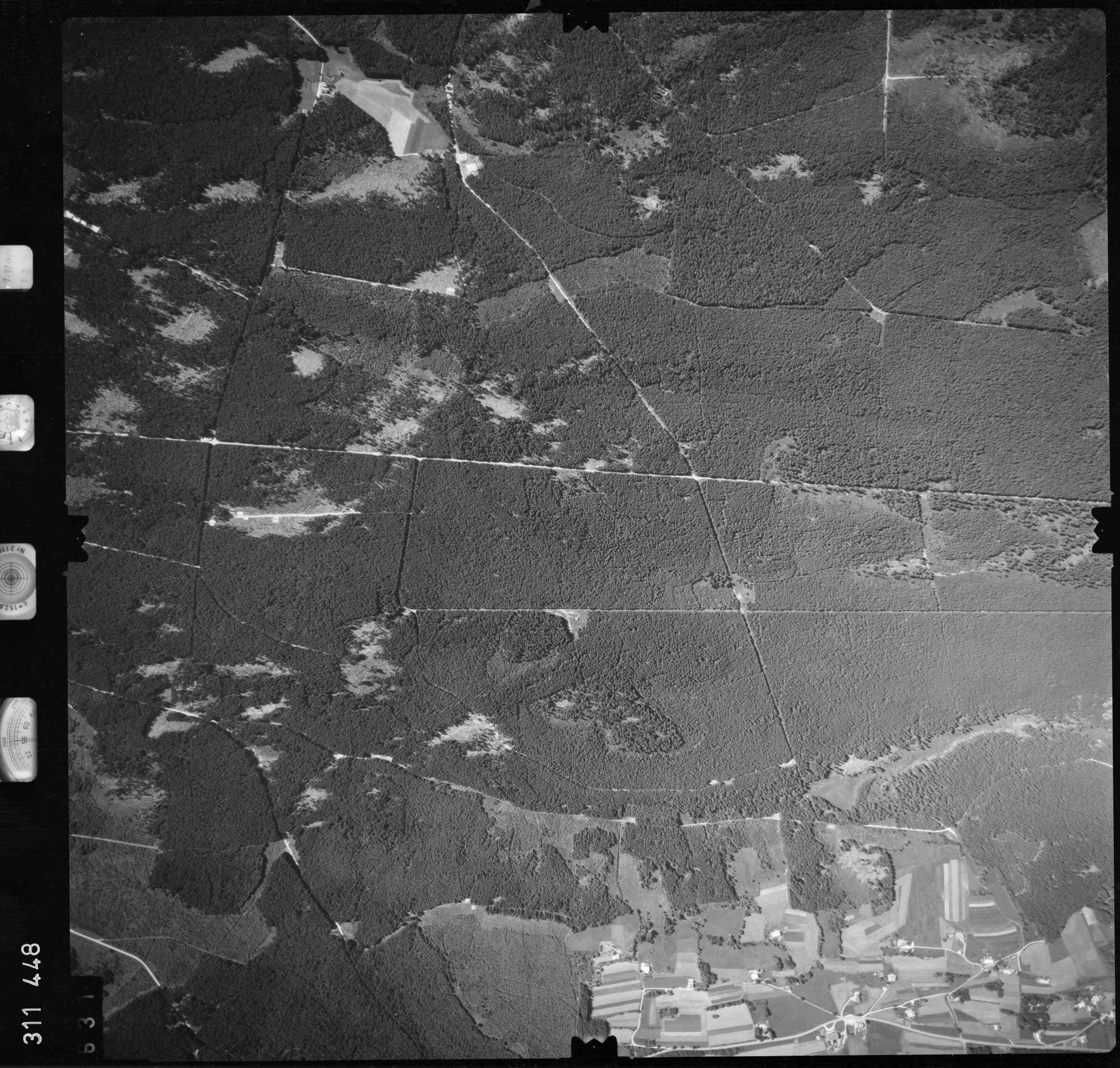 Luftbild: Film 56 Bildnr. 631, Bild 1