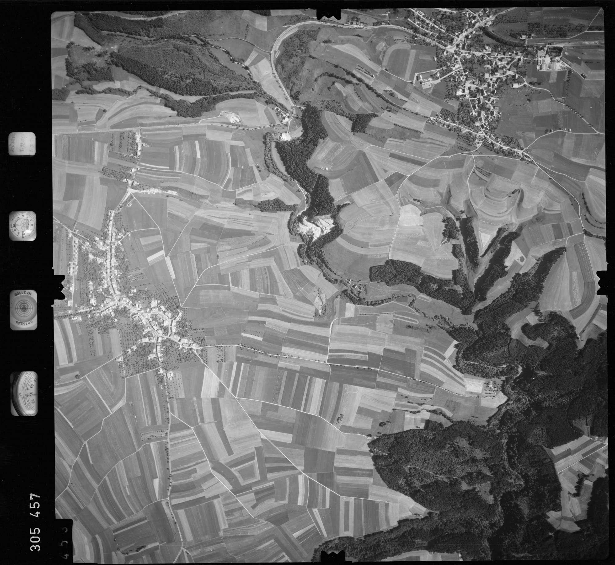 Luftbild: Film 60 Bildnr. 453, Bild 1