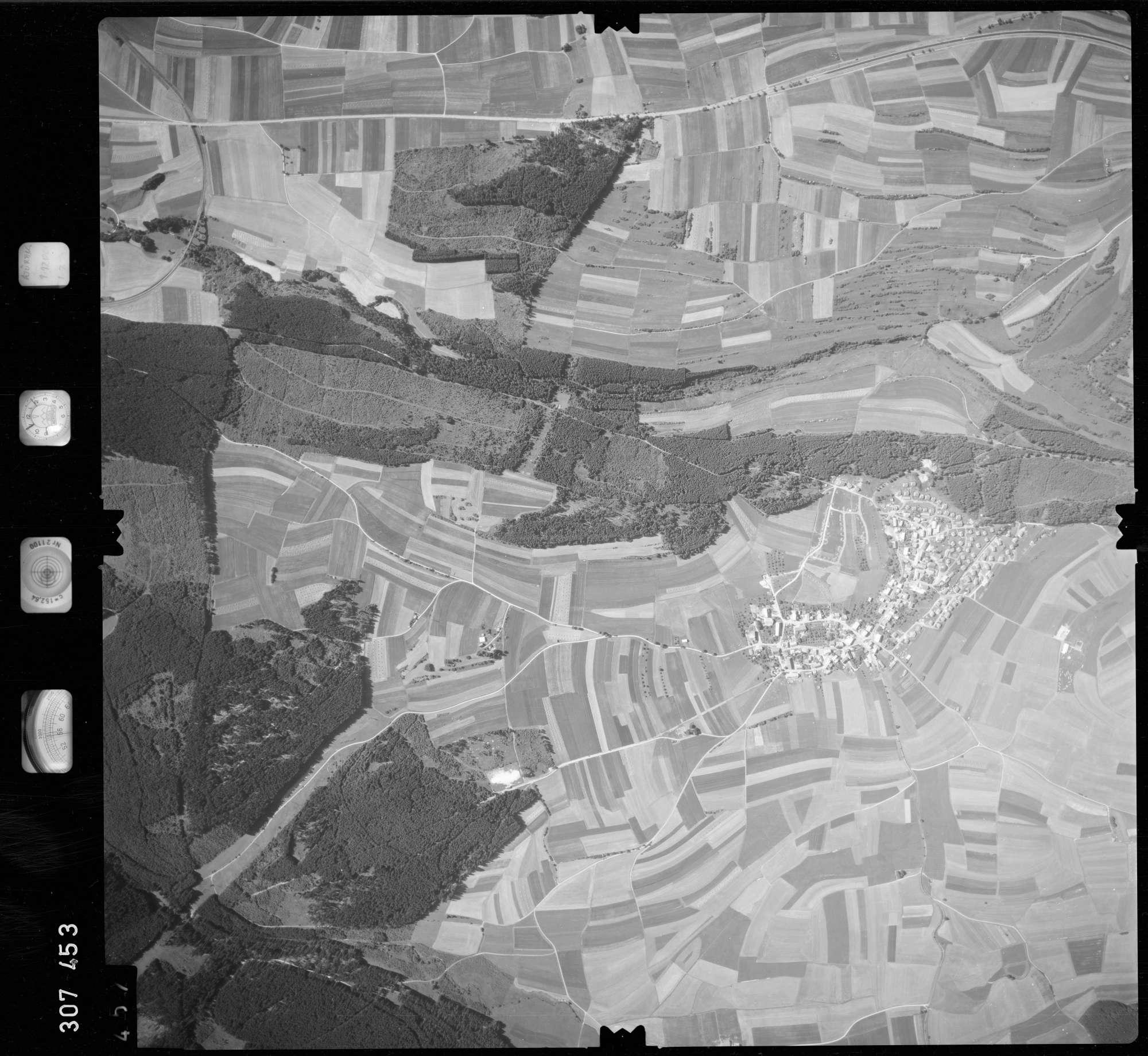 Luftbild: Film 60 Bildnr. 457, Bild 1