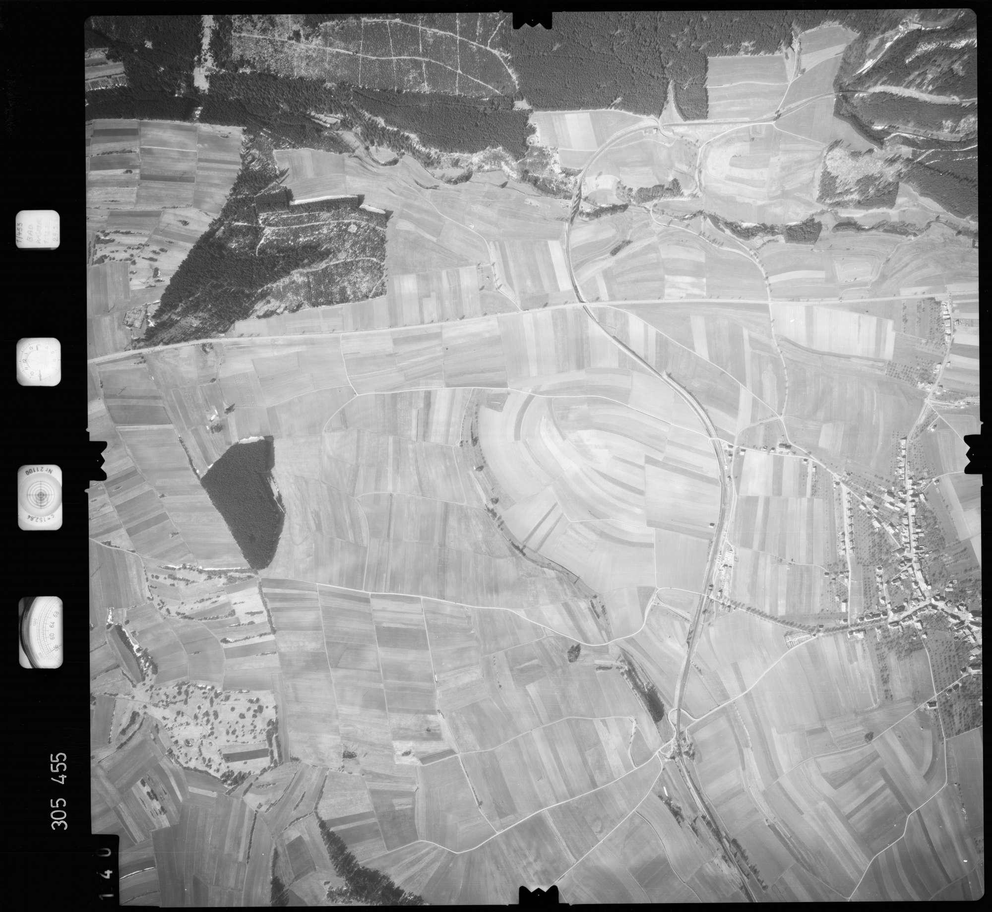 Luftbild: Film 61 Bildnr. 140, Bild 1