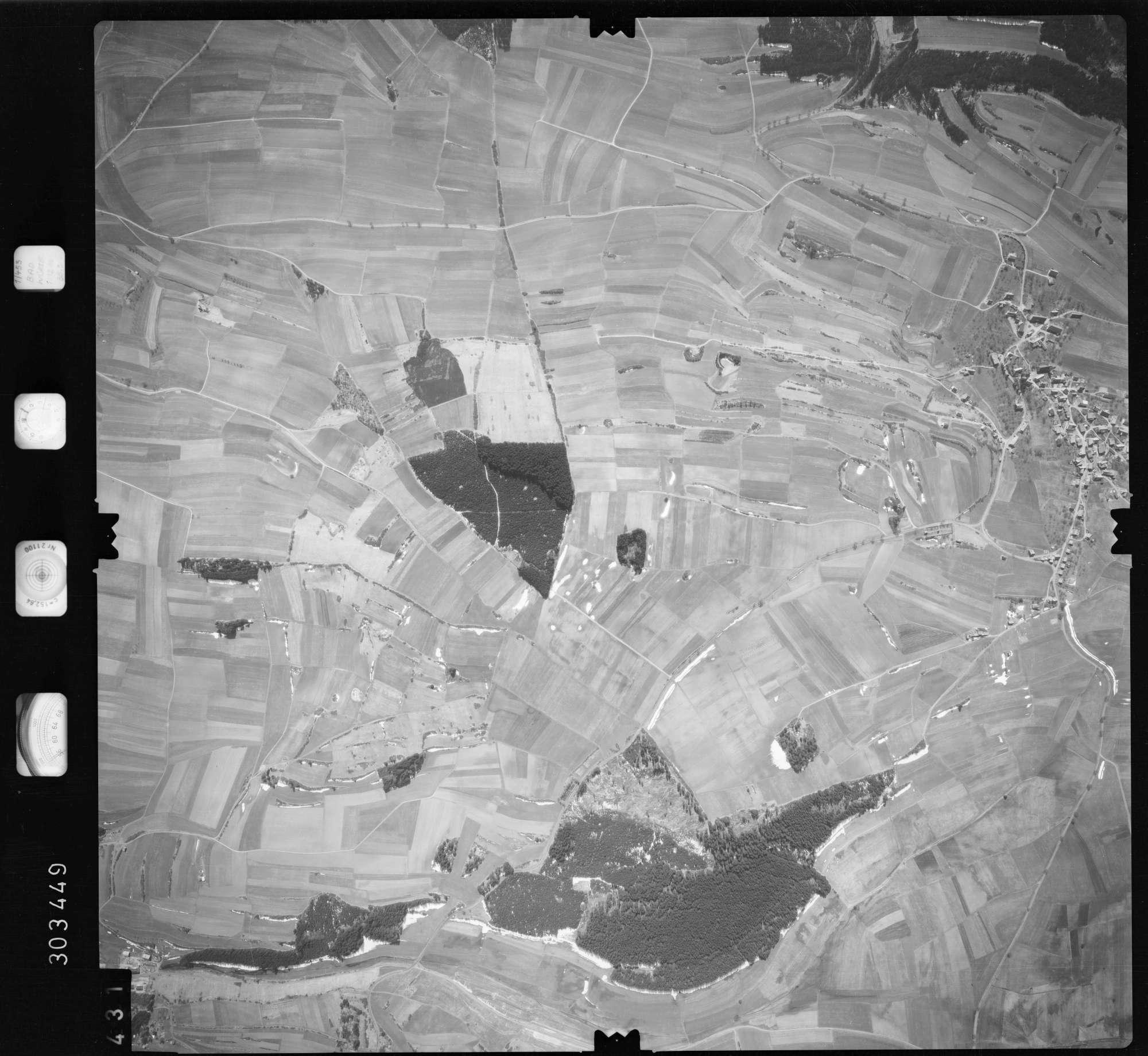 Luftbild: Film 69 Bildnr. 431, Bild 1