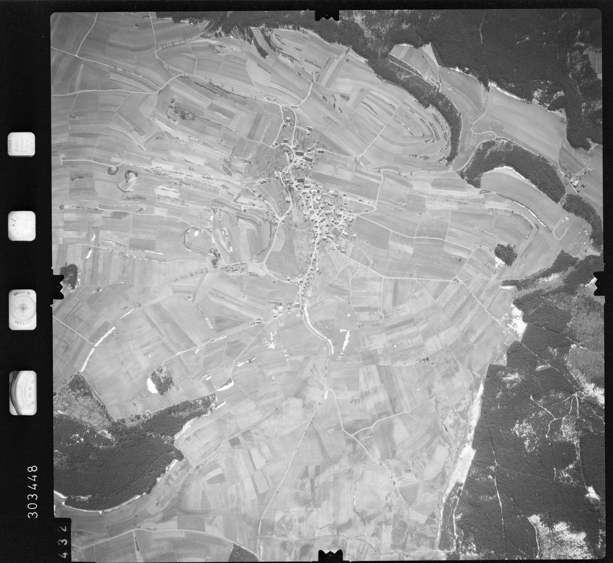 Luftbild: Film 69 Bildnr. 432, Bild 1