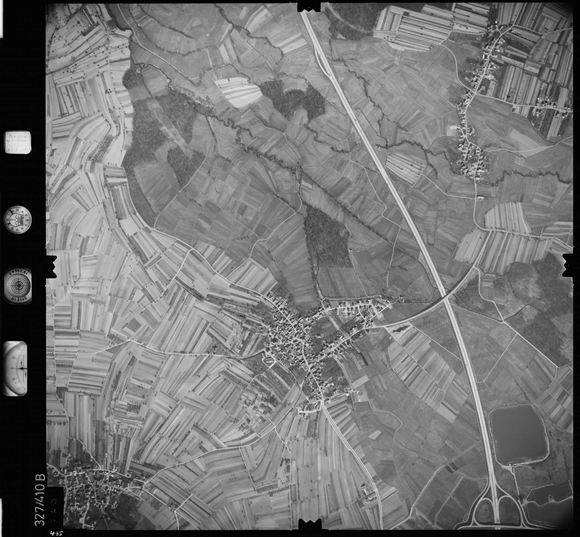 Luftbild: Film 47 Bildnr. 465, Bild 1