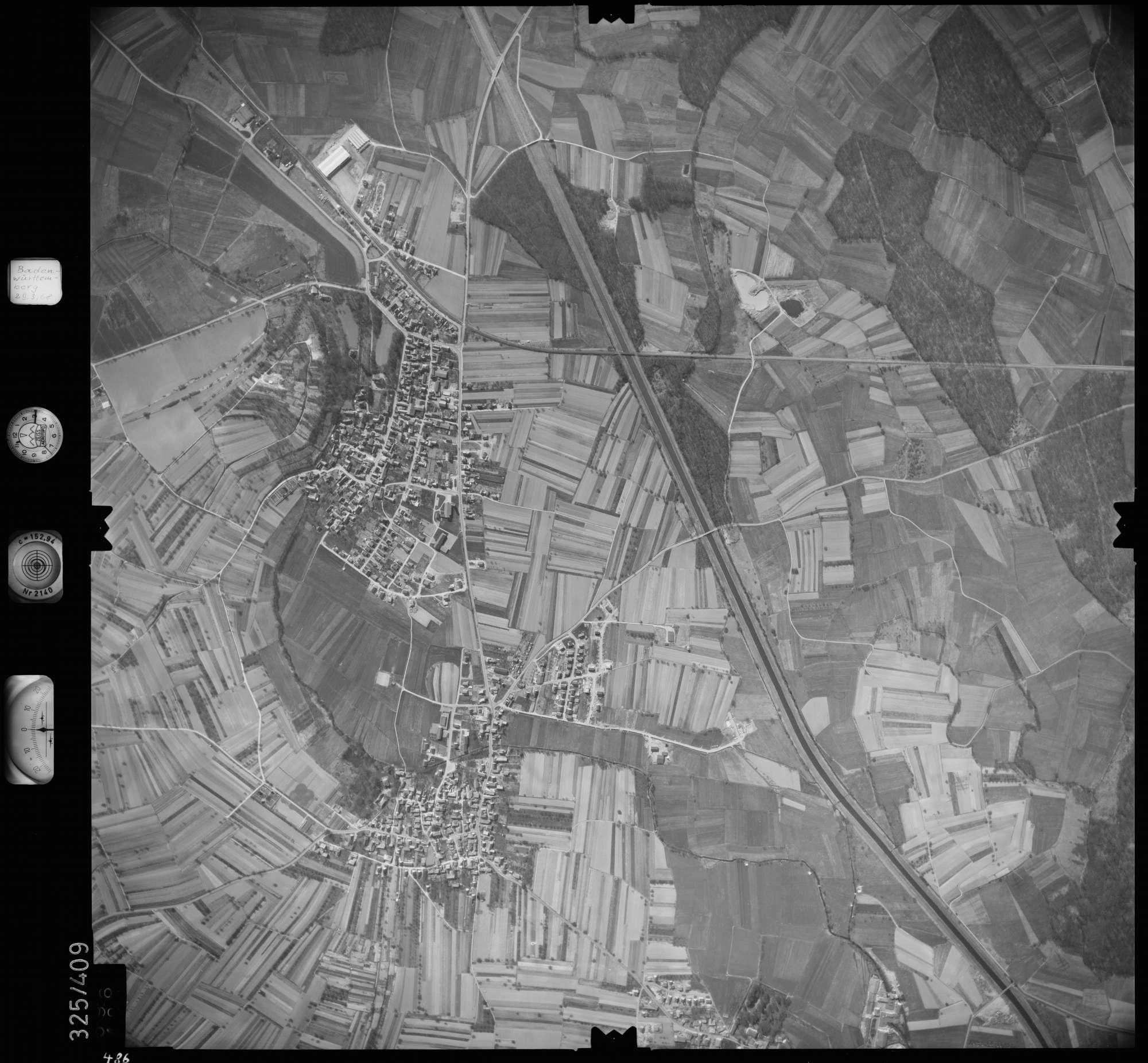 Luftbild: Film 47 Bildnr. 486, Bild 1