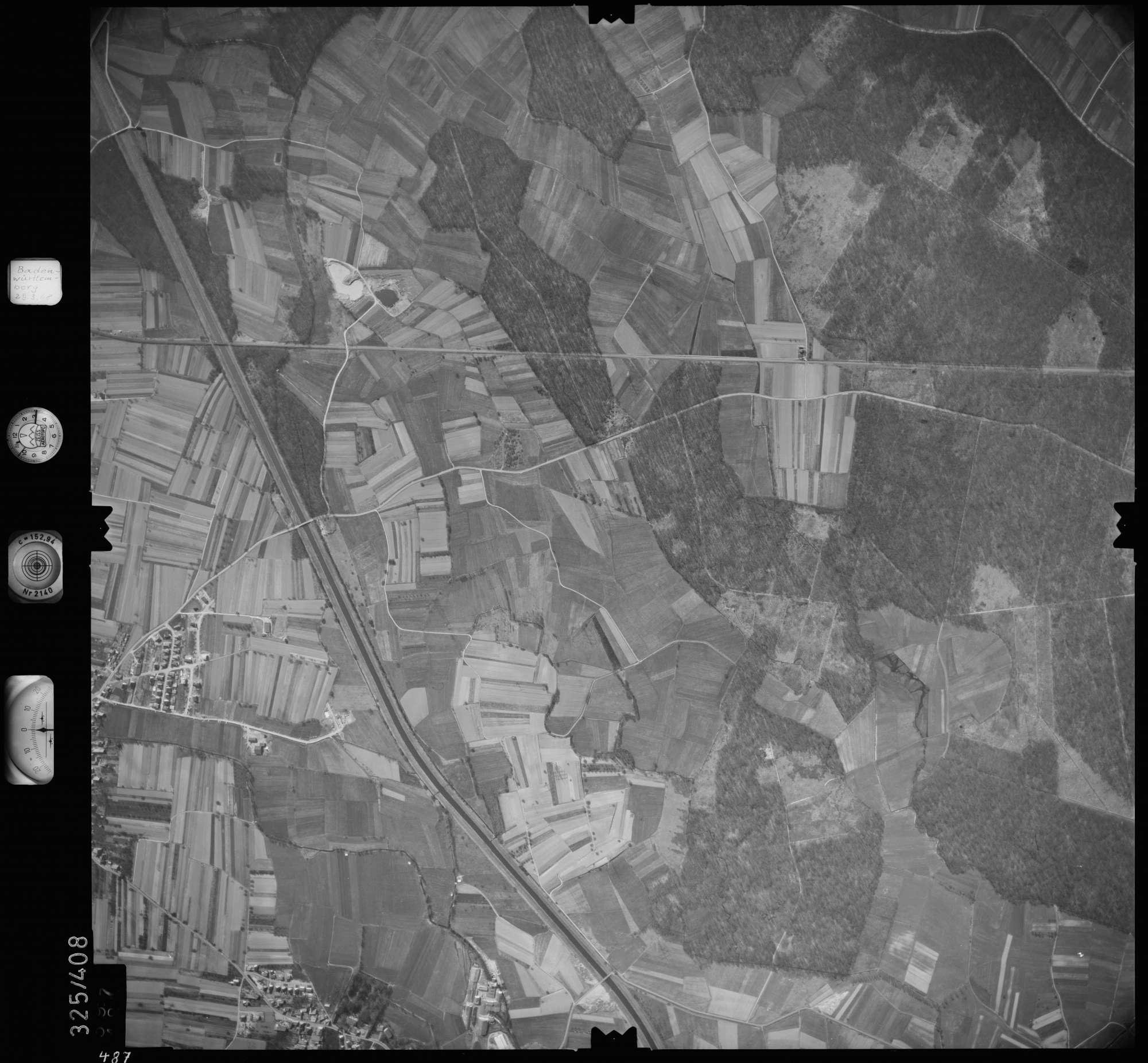 Luftbild: Film 47 Bildnr. 487, Bild 1