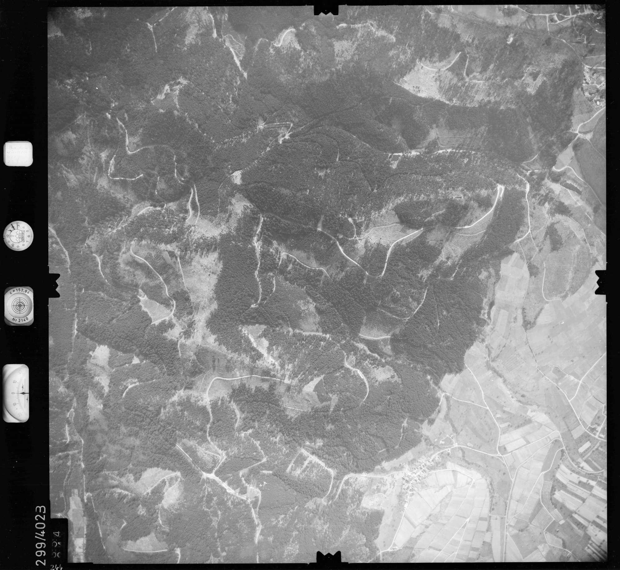 Luftbild: Film 54 Bildnr. 244, Bild 1