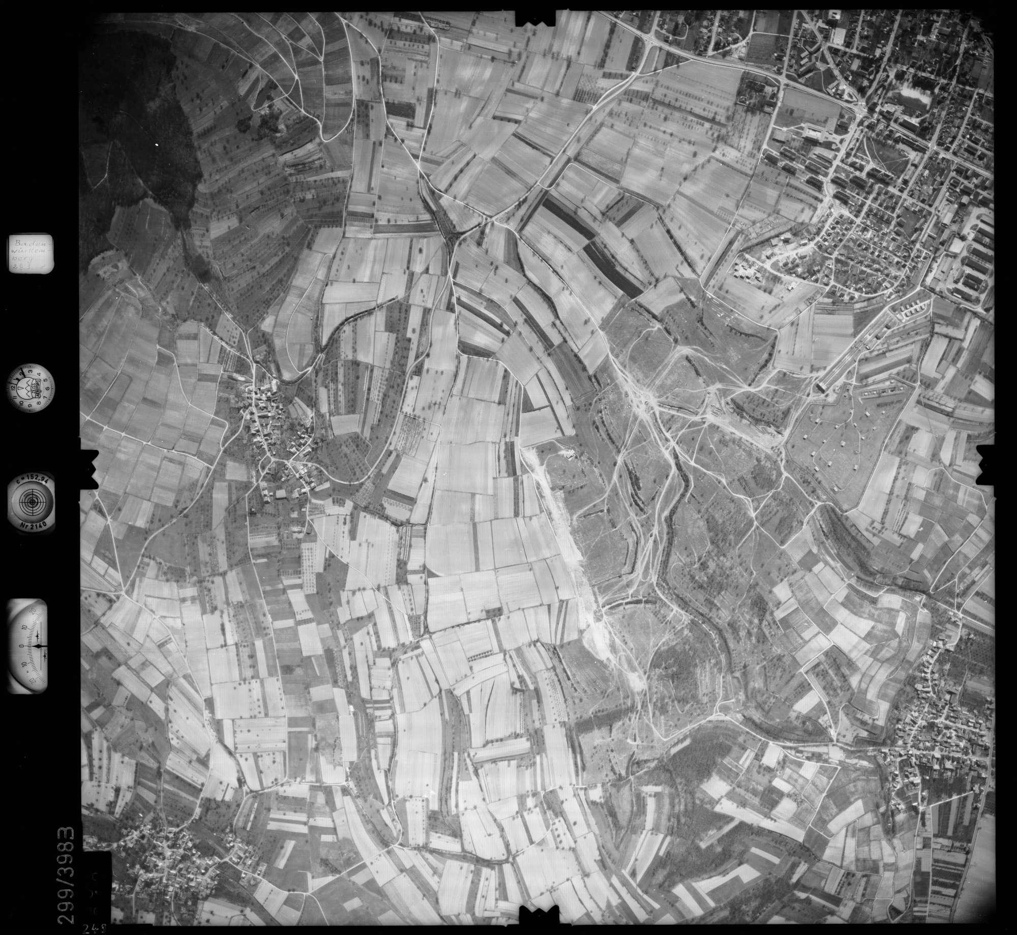 Luftbild: Film 54 Bildnr. 248, Bild 1