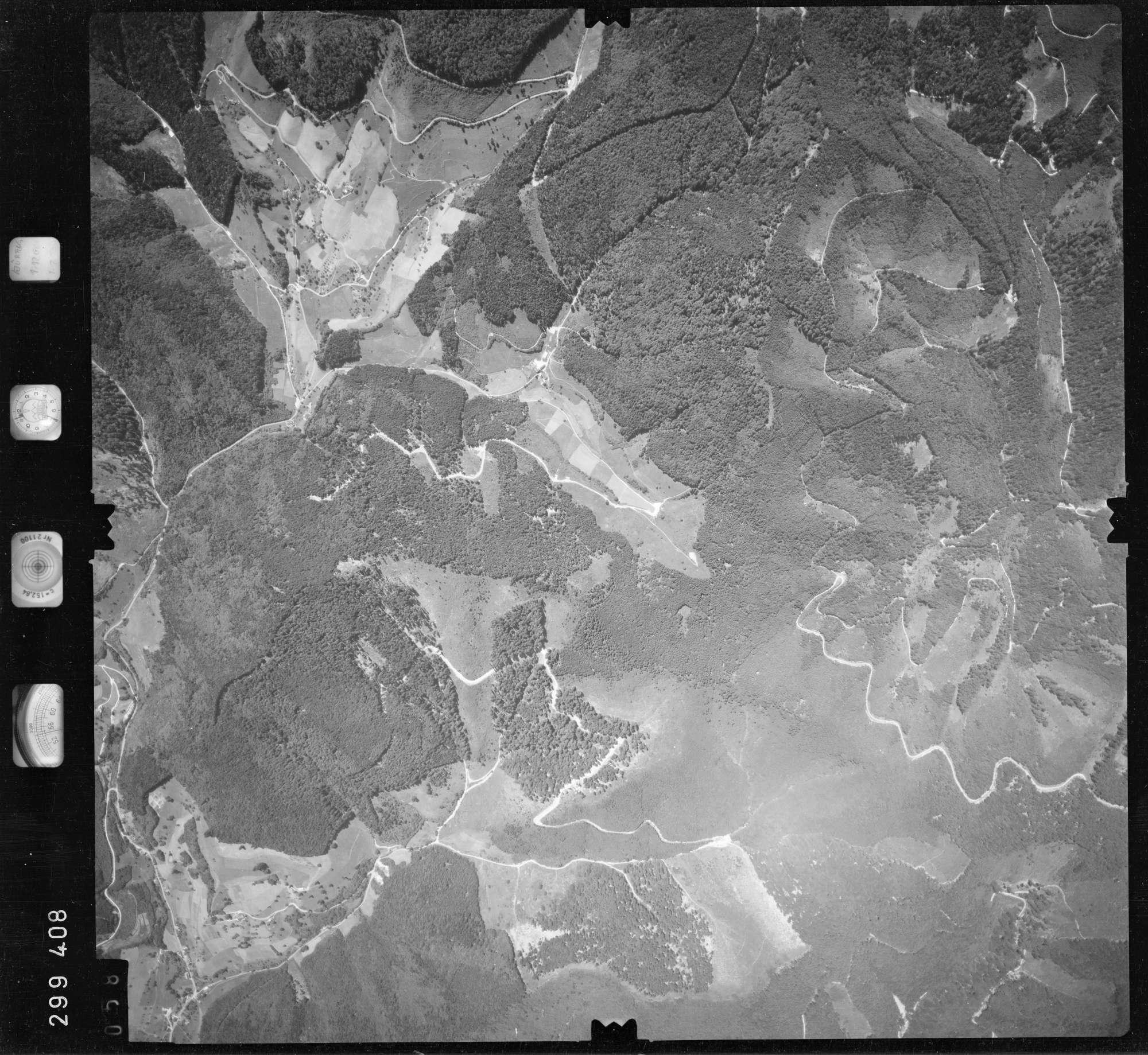 Luftbild: Film 55 Bildnr. 58, Bild 1