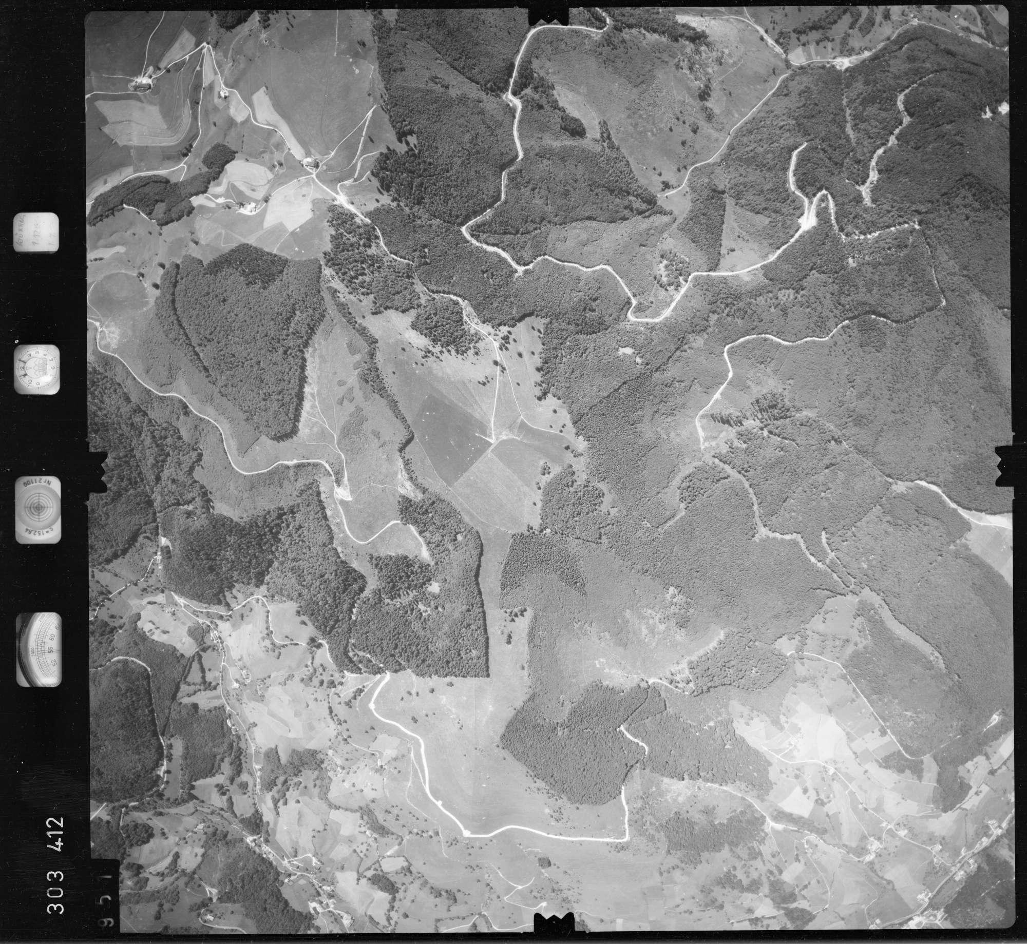 Luftbild: Film 55 Bildnr. 951, Bild 1