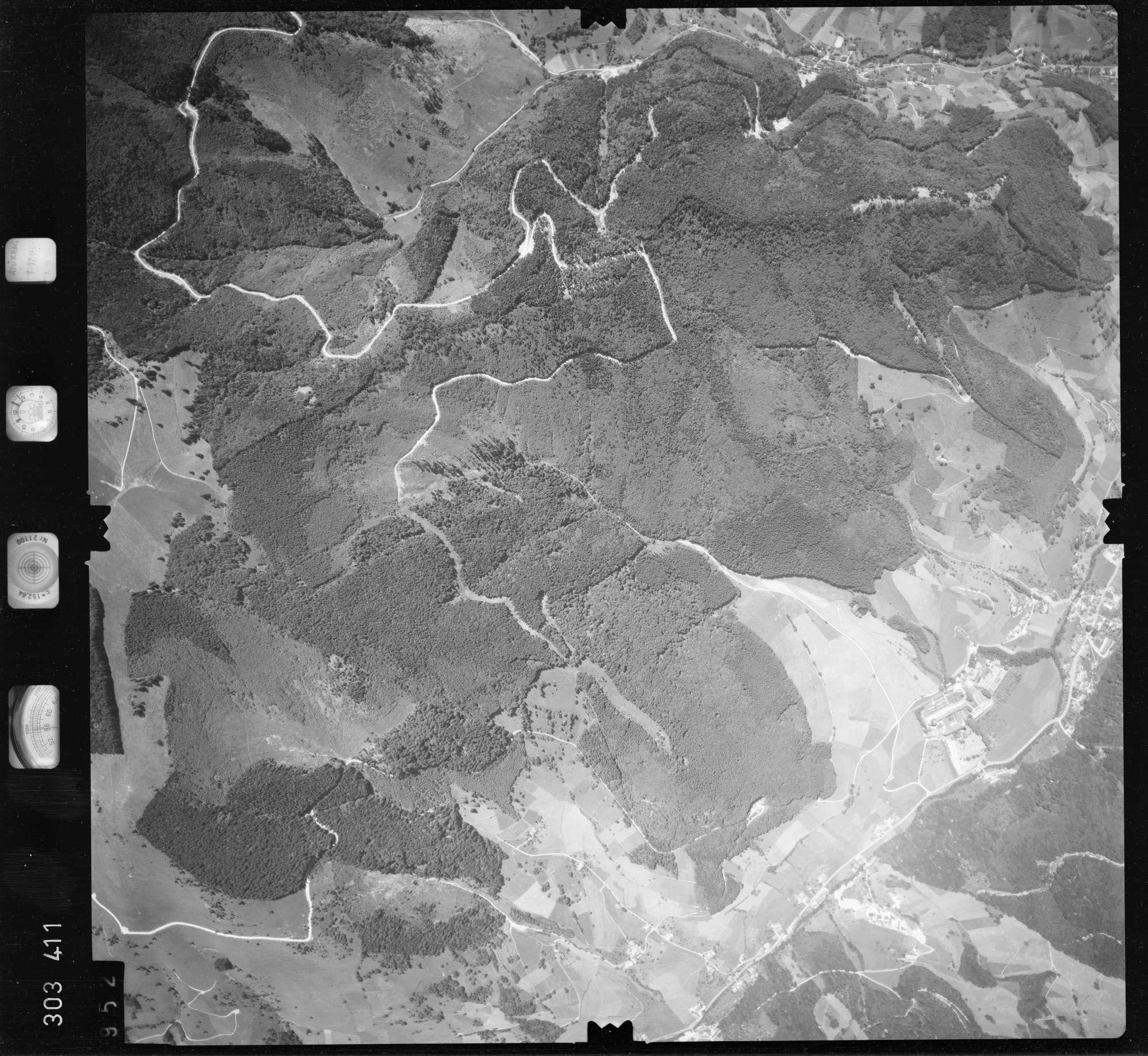 Luftbild: Film 55 Bildnr. 952, Bild 1