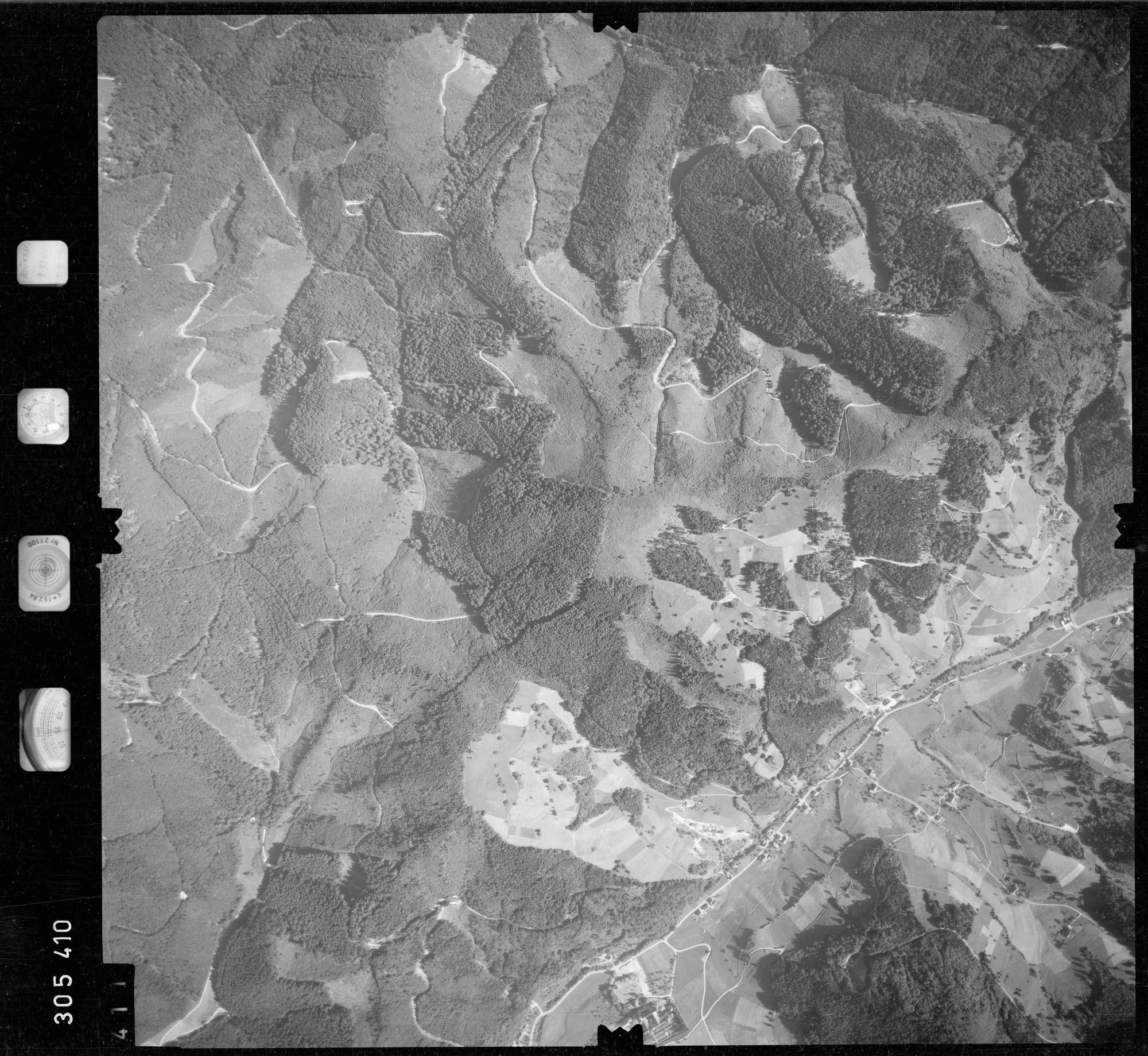 Luftbild: Film 60 Bildnr. 411, Bild 1