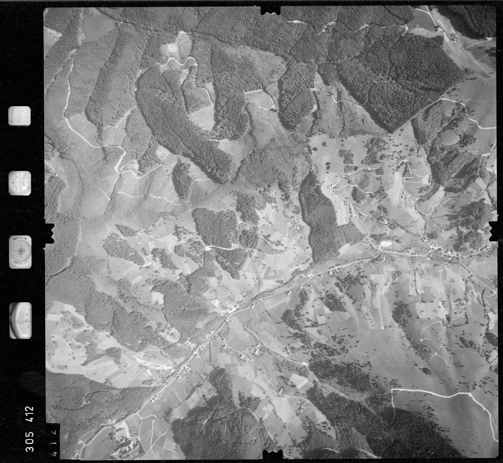 Luftbild: Film 60 Bildnr. 412, Bild 1