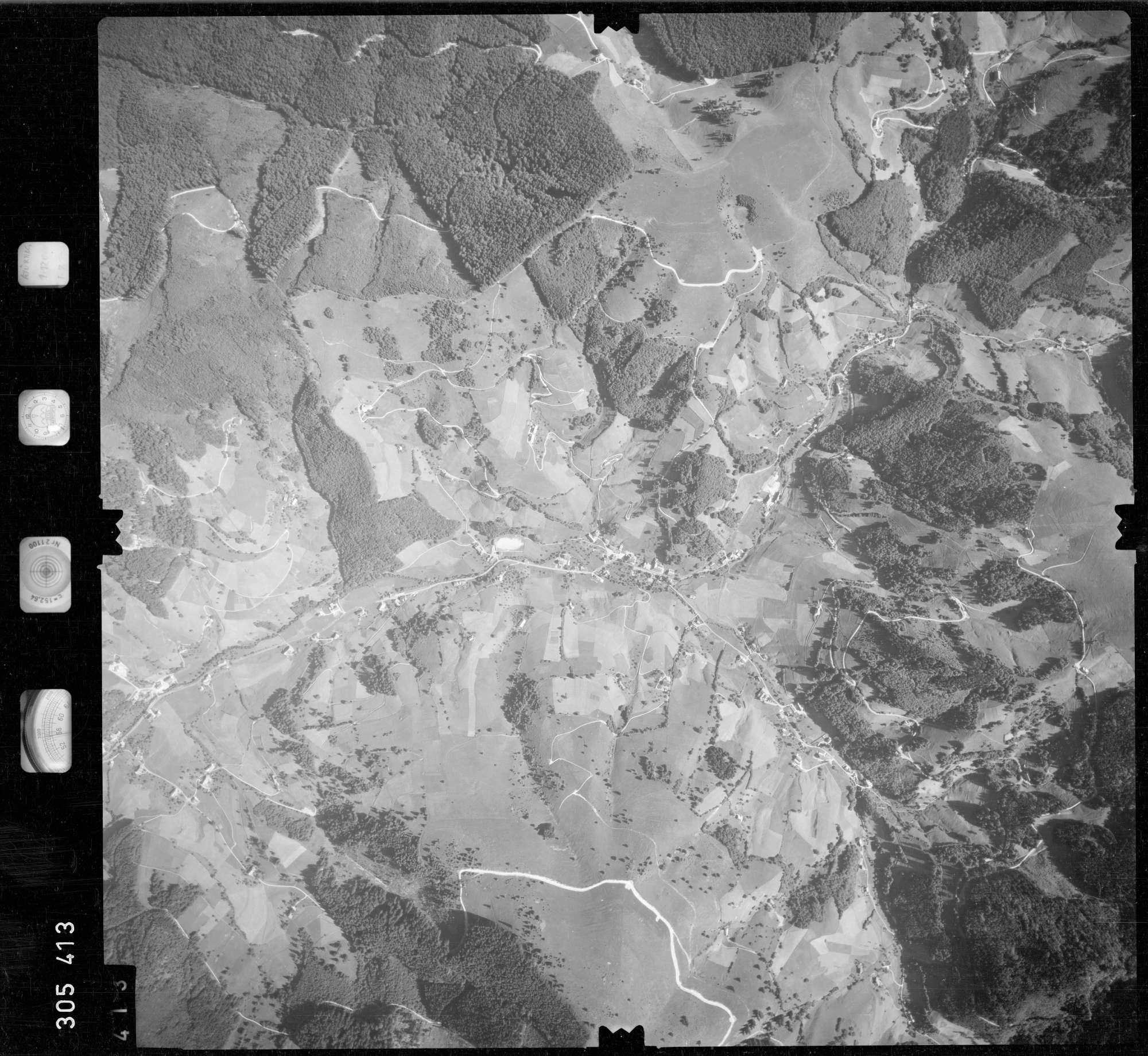 Luftbild: Film 60 Bildnr. 413, Bild 1