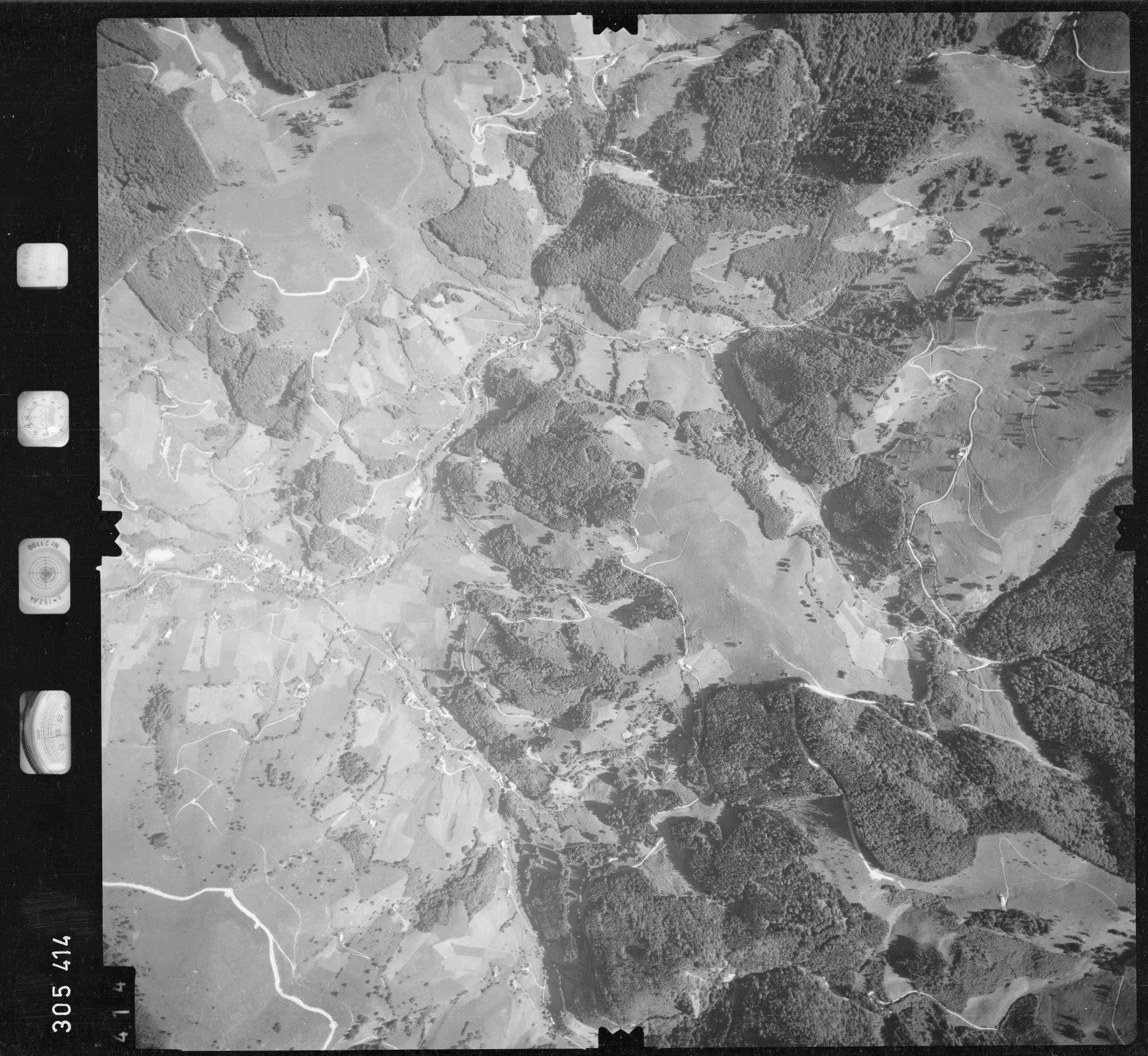 Luftbild: Film 60 Bildnr. 414, Bild 1