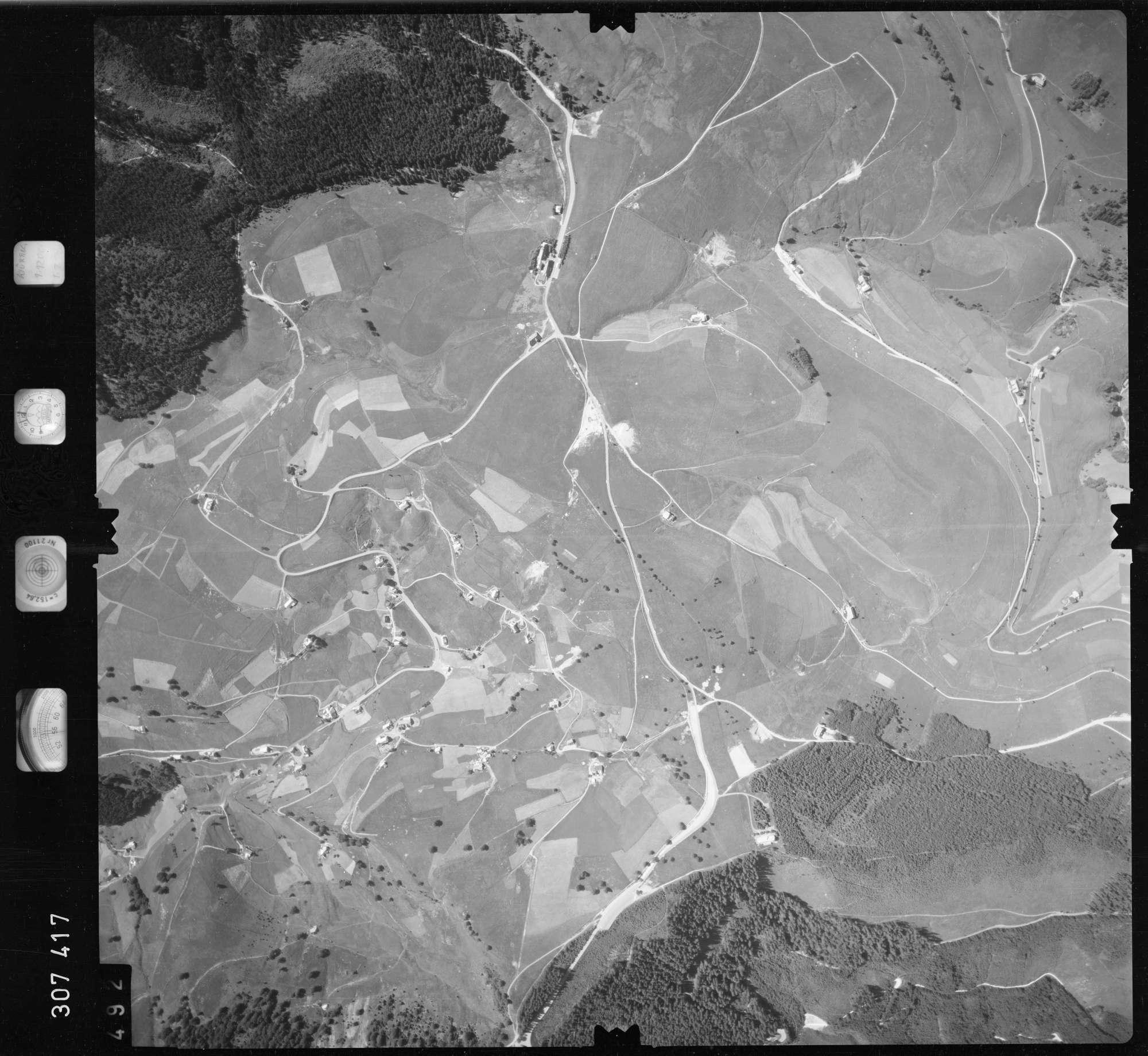 Luftbild: Film 60 Bildnr. 492, Bild 1