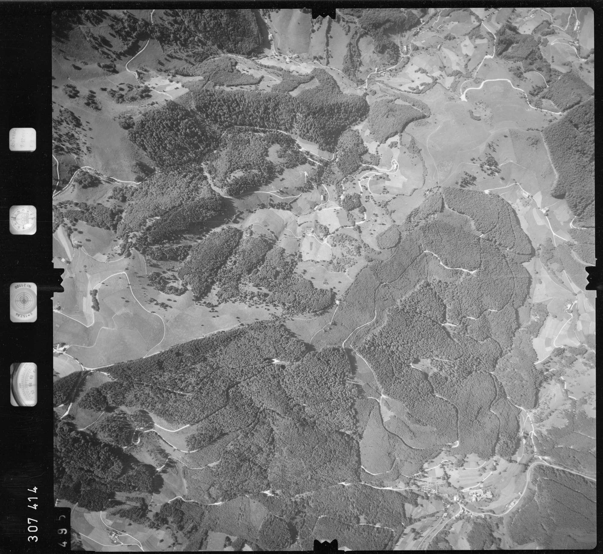 Luftbild: Film 60 Bildnr. 495, Bild 1