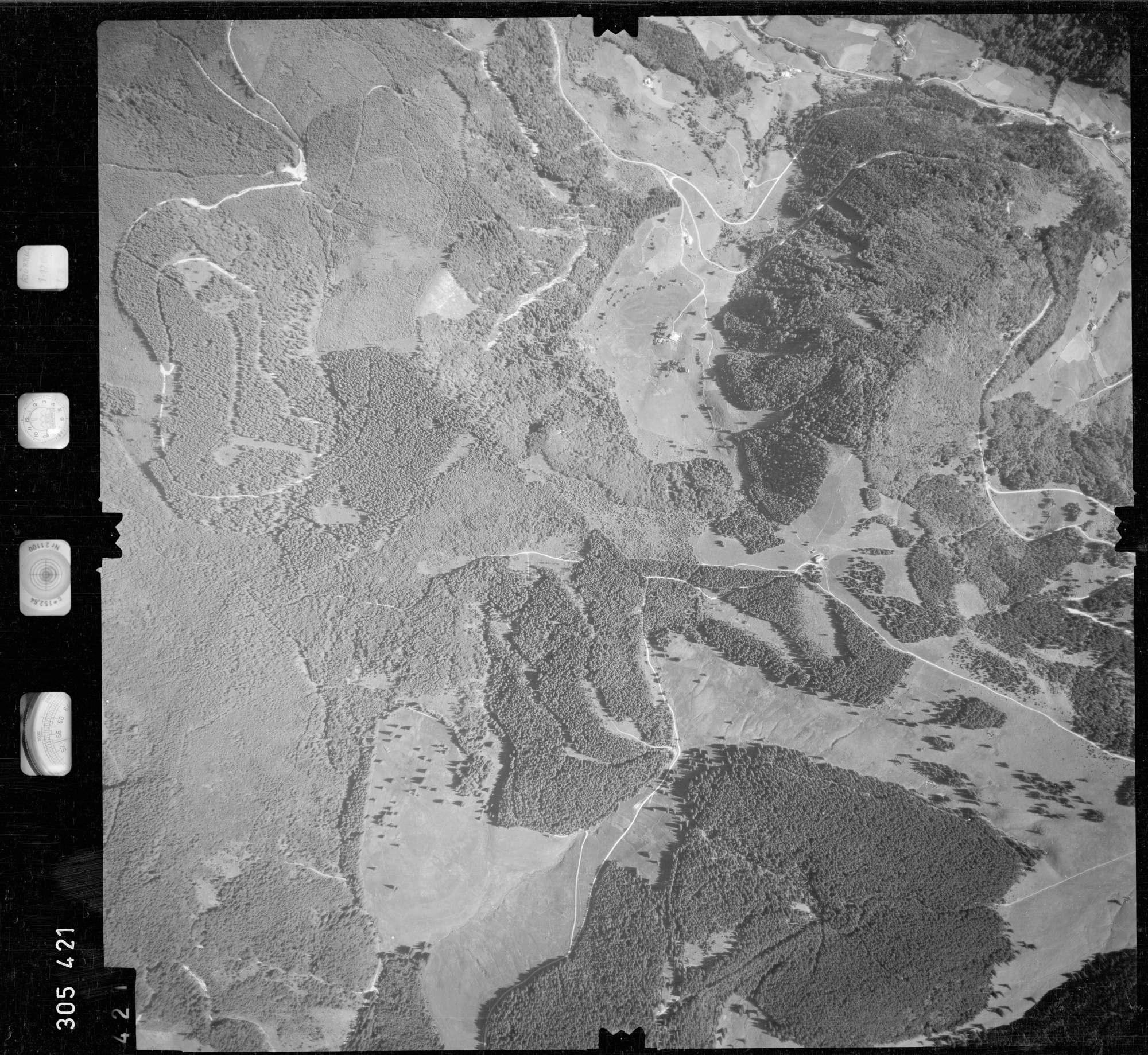 Luftbild: Film 60 Bildnr. 421, Bild 1