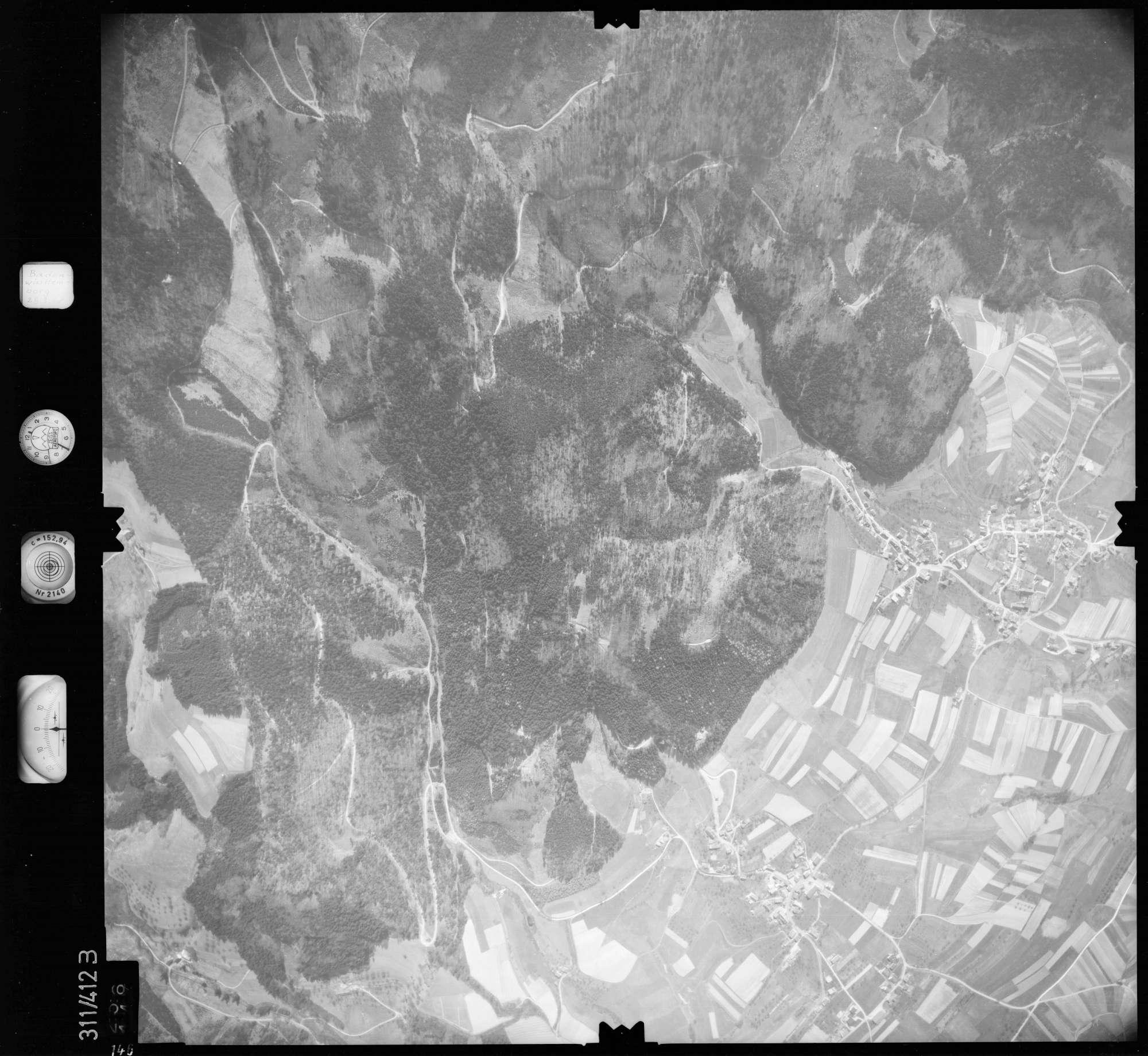 Luftbild: Film 54 Bildnr. 146, Bild 1