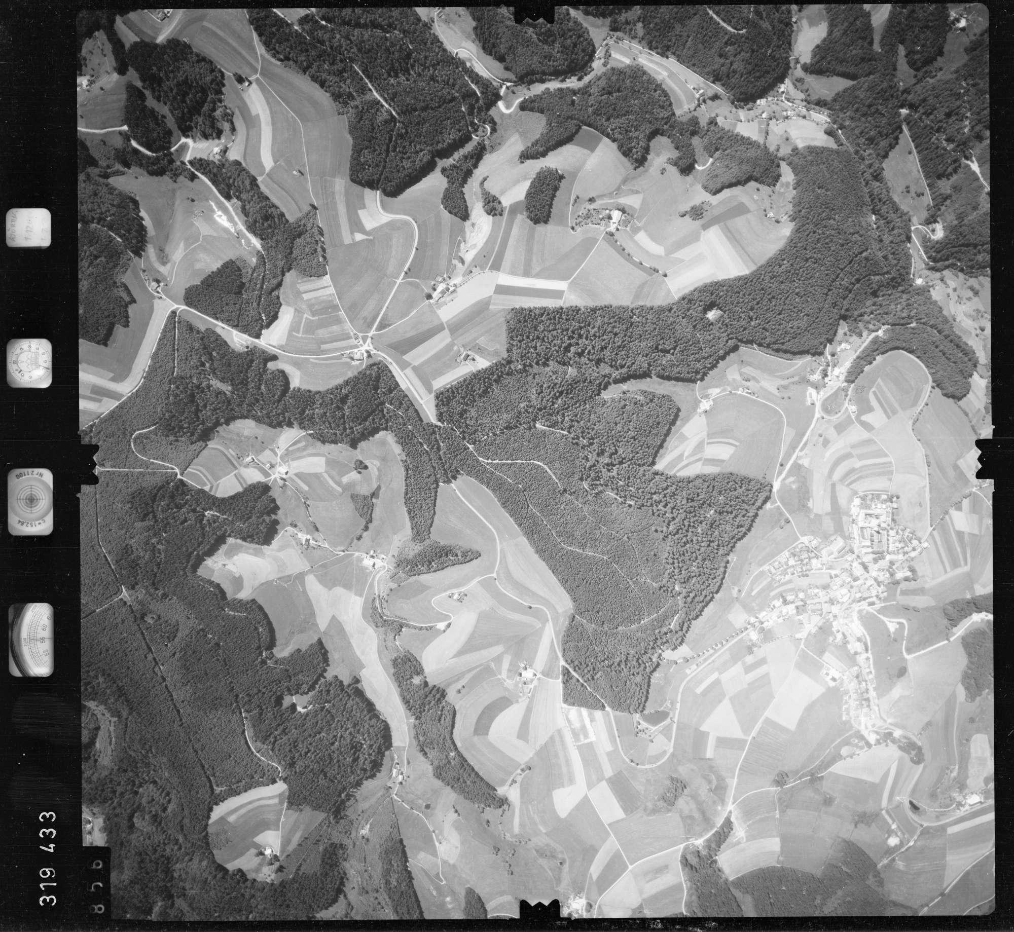Luftbild: Film 55 Bildnr. 856, Bild 1